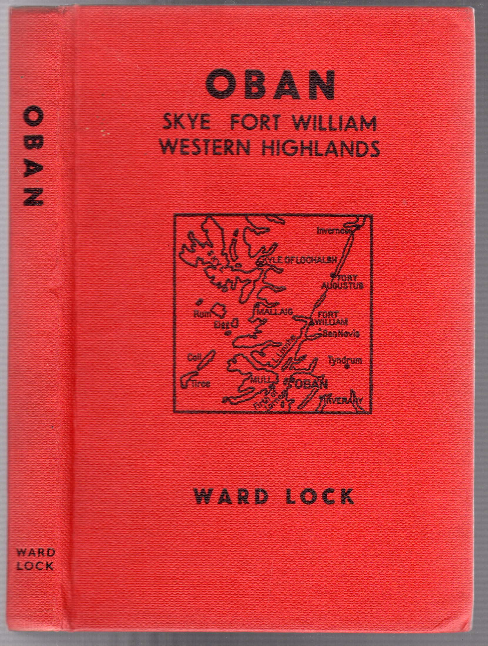 Image for Oban - Red Guide