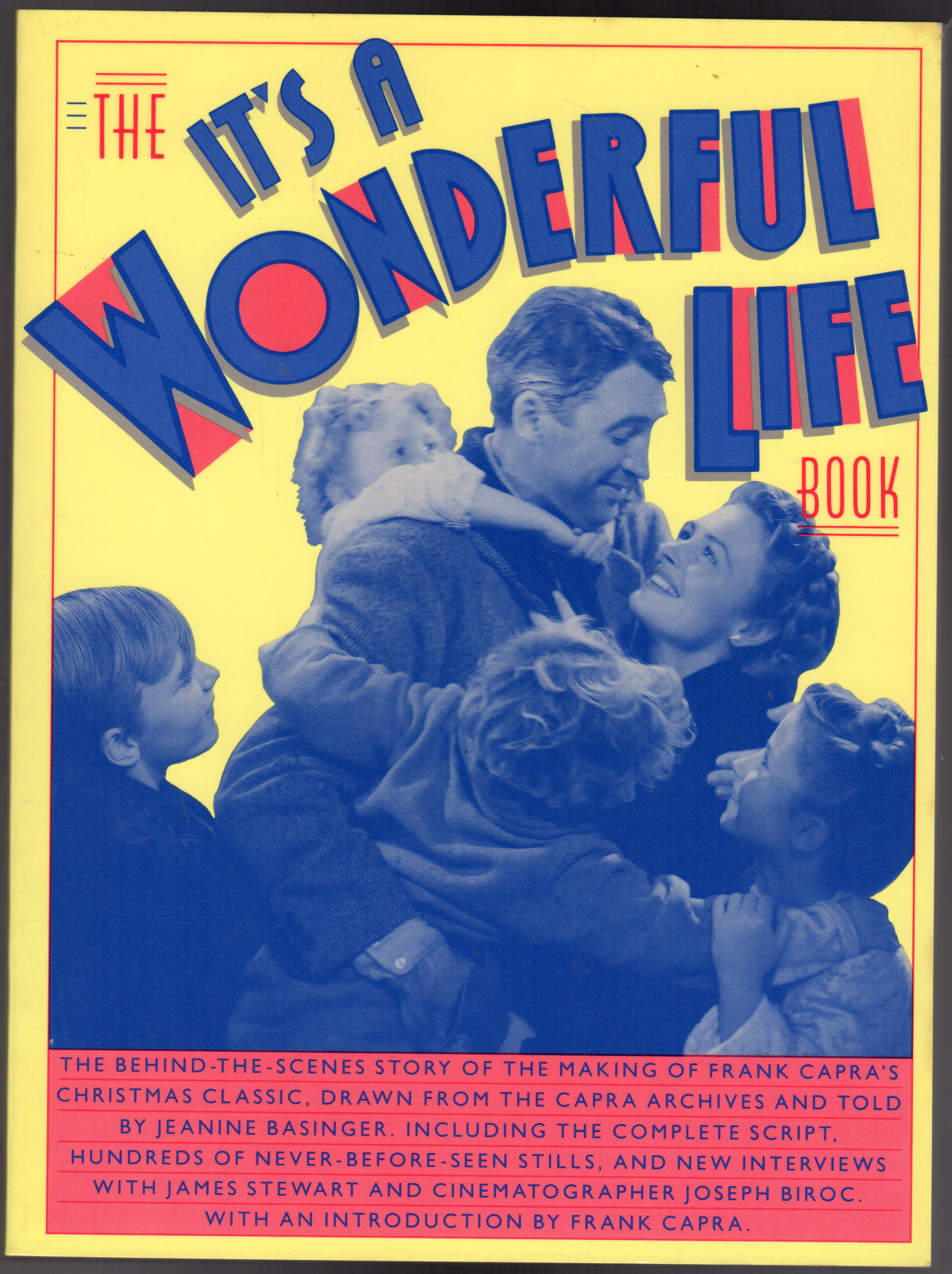 """Image for The """"It's a Wonderful Life"""" Book"""