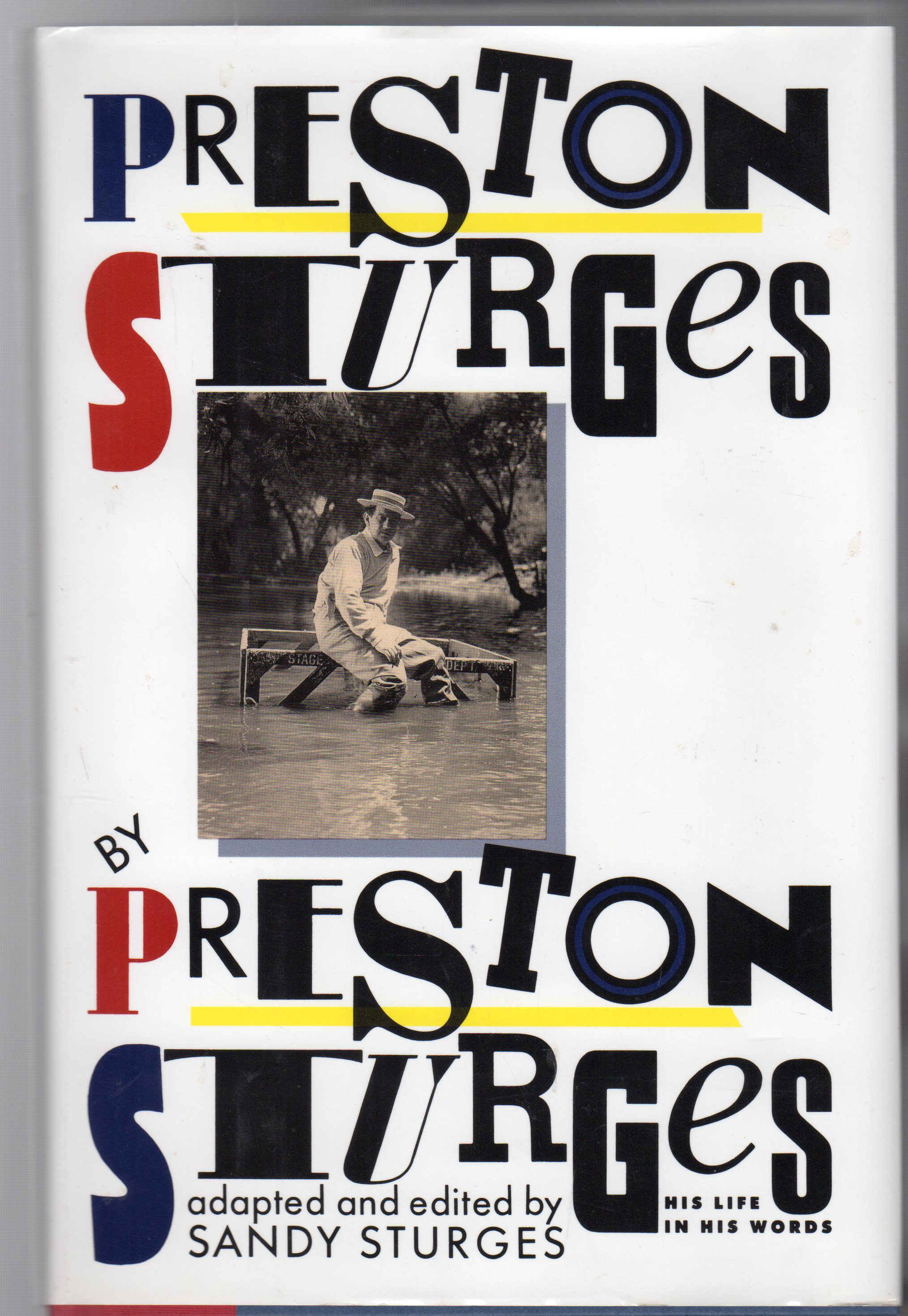 Image for Preston Sturges
