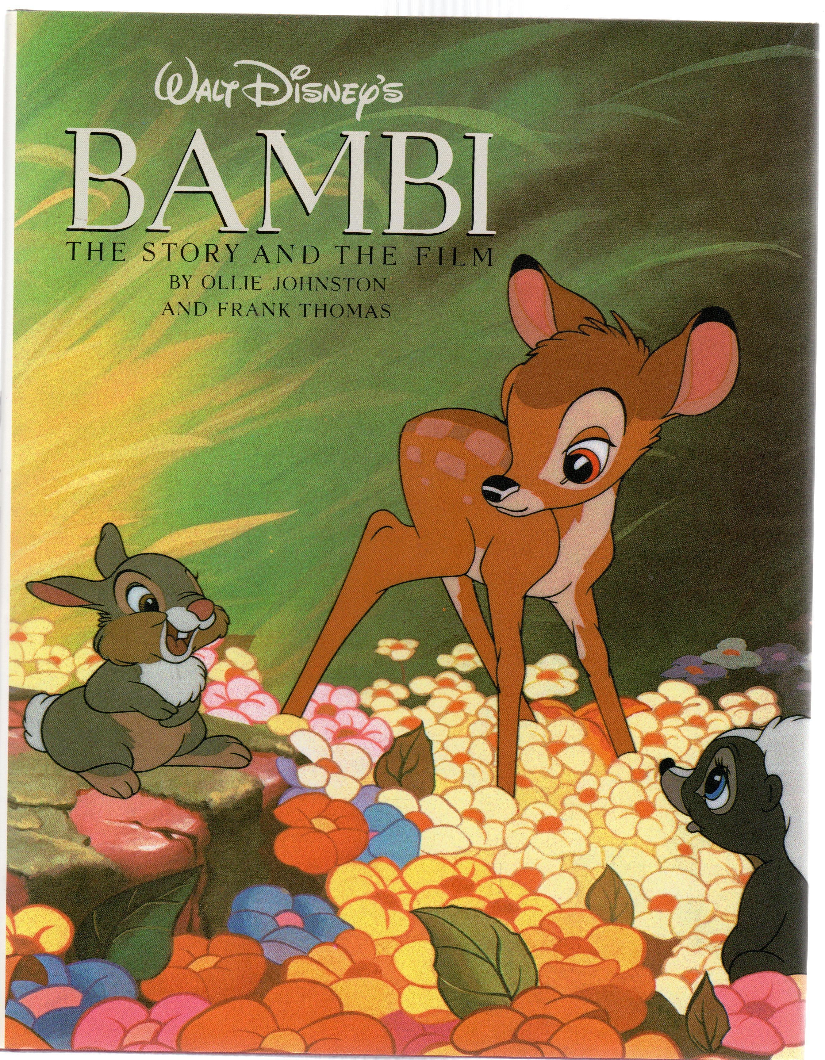 Image for Walt Disney's Bambi : The Story and the Film