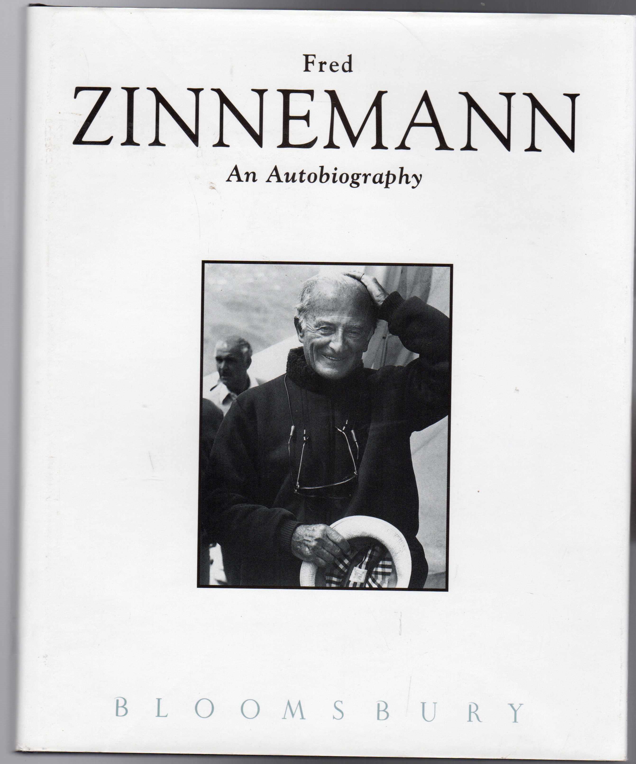 Image for Fred Zinnemann : An Autobiography