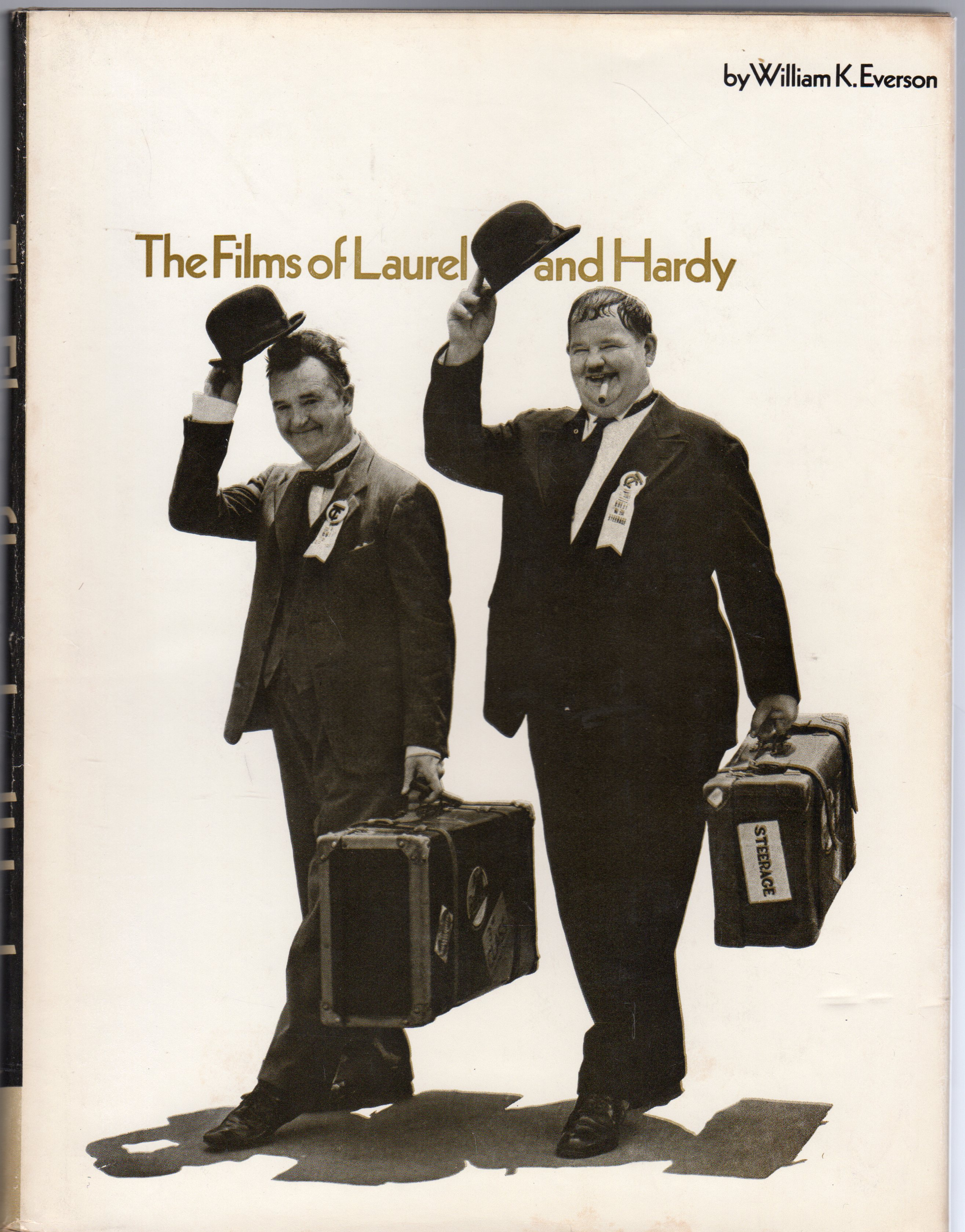 Image for The Films of Laurel and Hardy