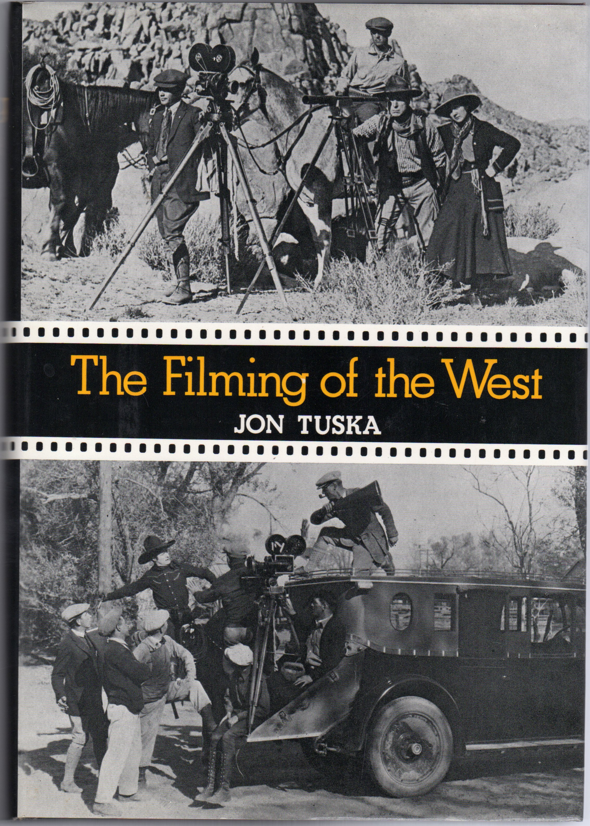 Image for The Filming of the West