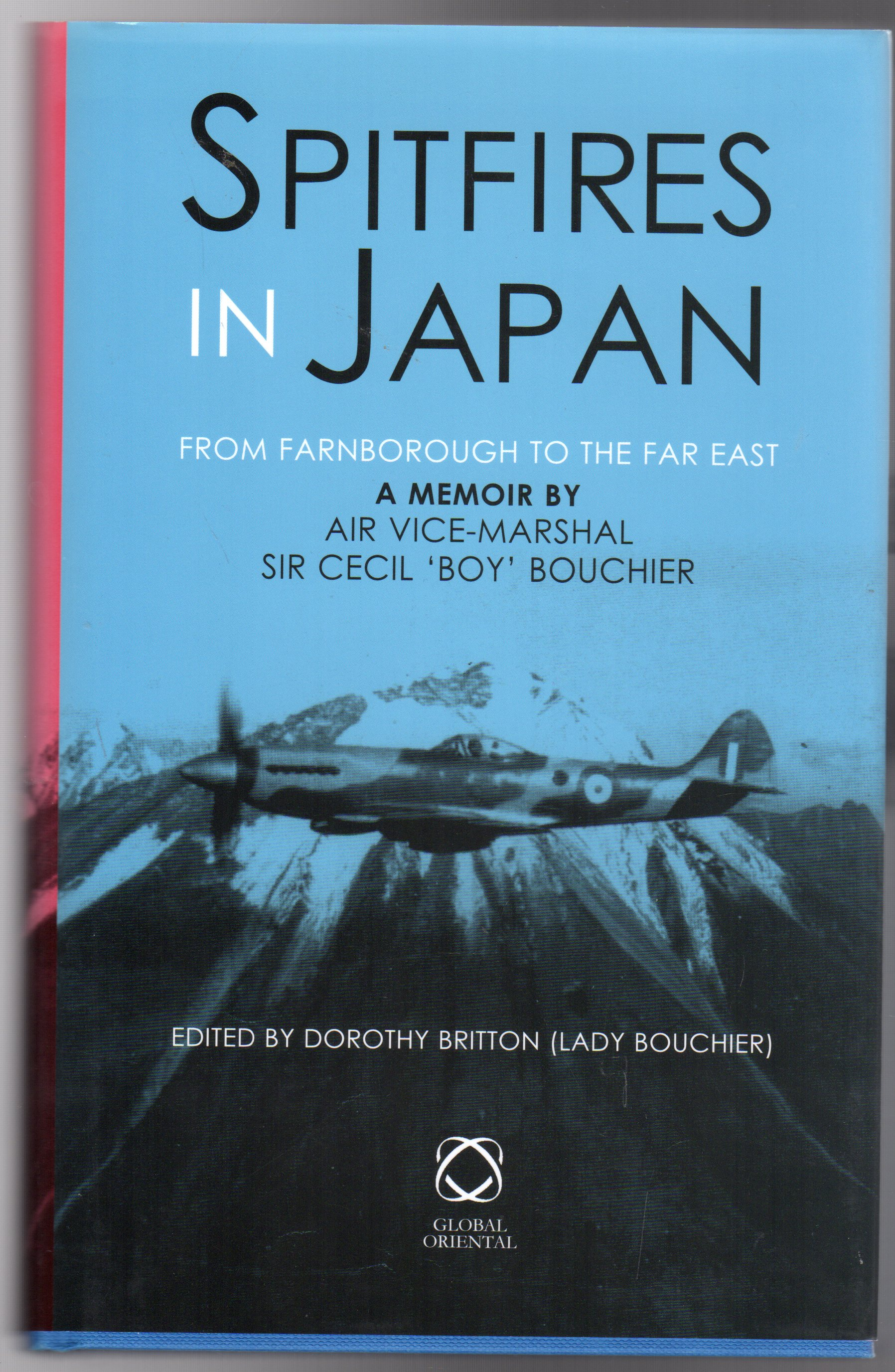 Image for Spitfires in Japan : From Farnborough to the Far East. A Memoir