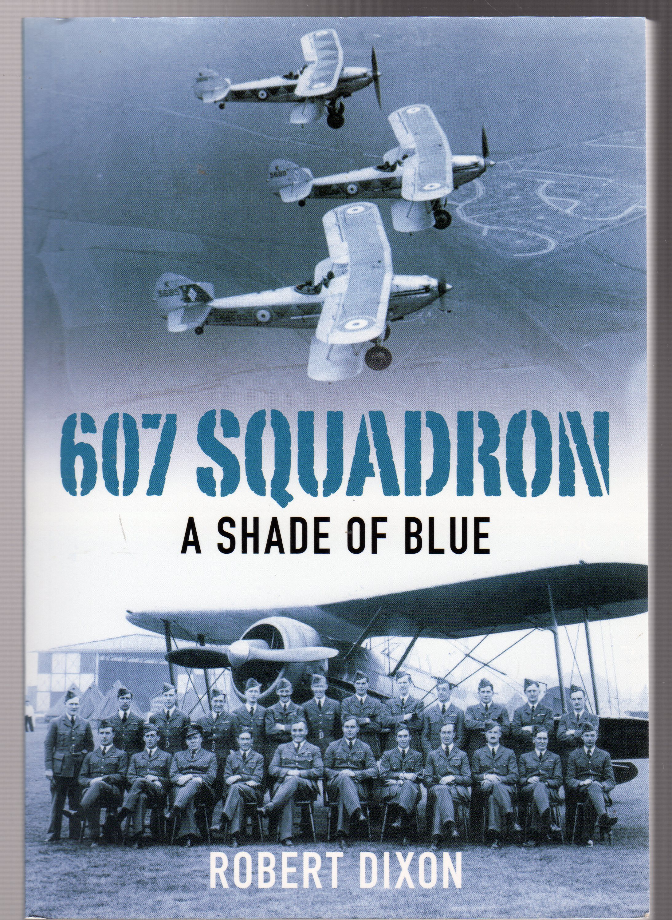 Image for 607 Squadron : A Shade of Blue