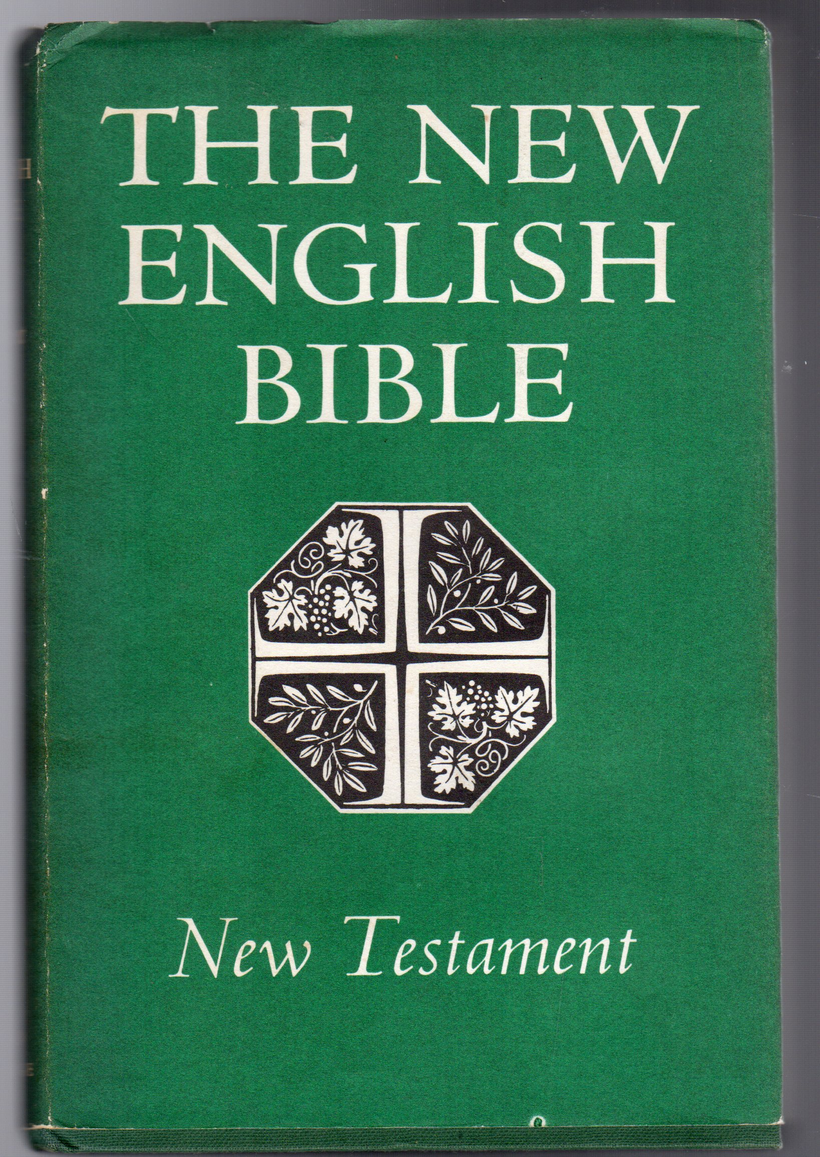 Image for The New English Bible : New Testament