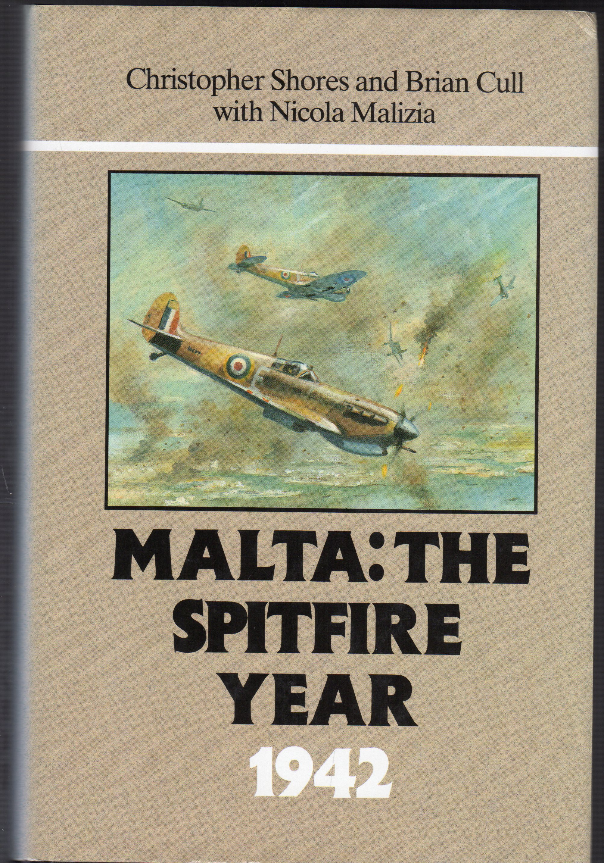 Image for Malta : The Spitfire Year, 1942