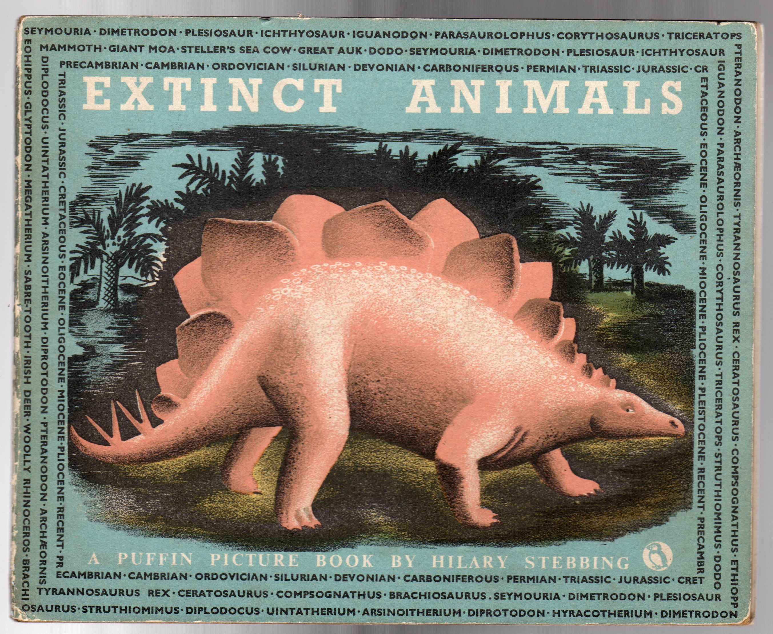 Image for Extinct Animals