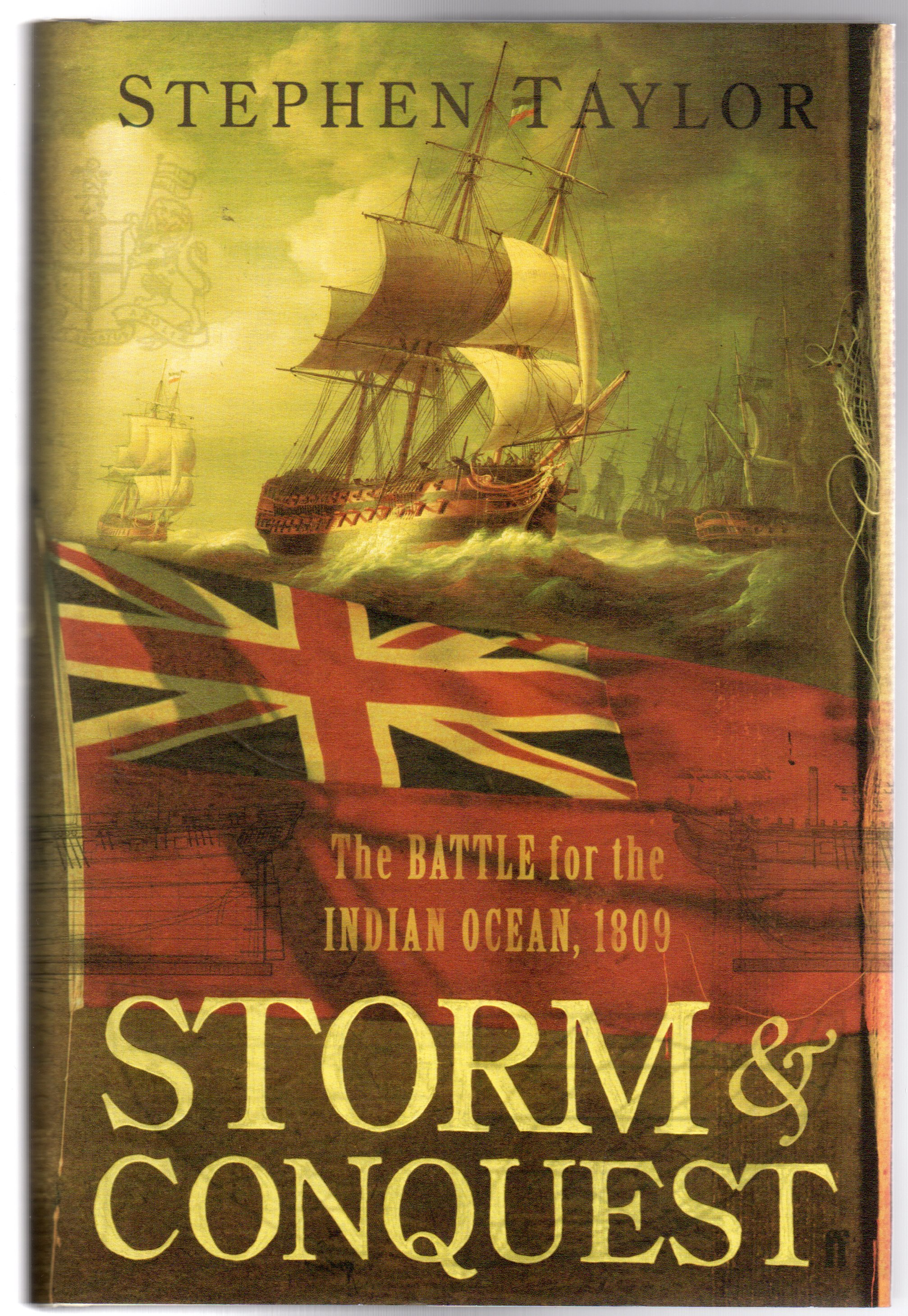 Image for Storm and Conquest : The Battle for the Indian Ocean, 1809