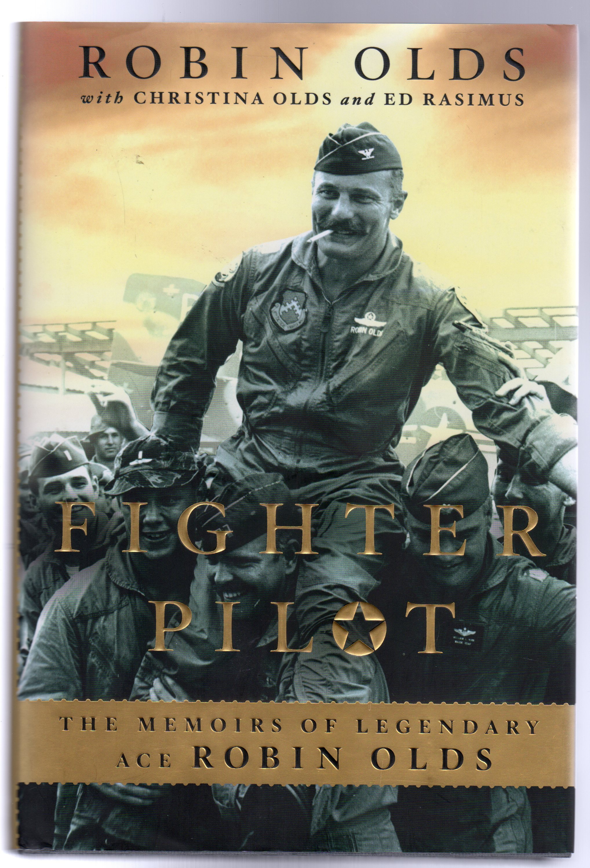 Image for Fighter Pilot : The Memoirs of Legendary Ace Robin Olds