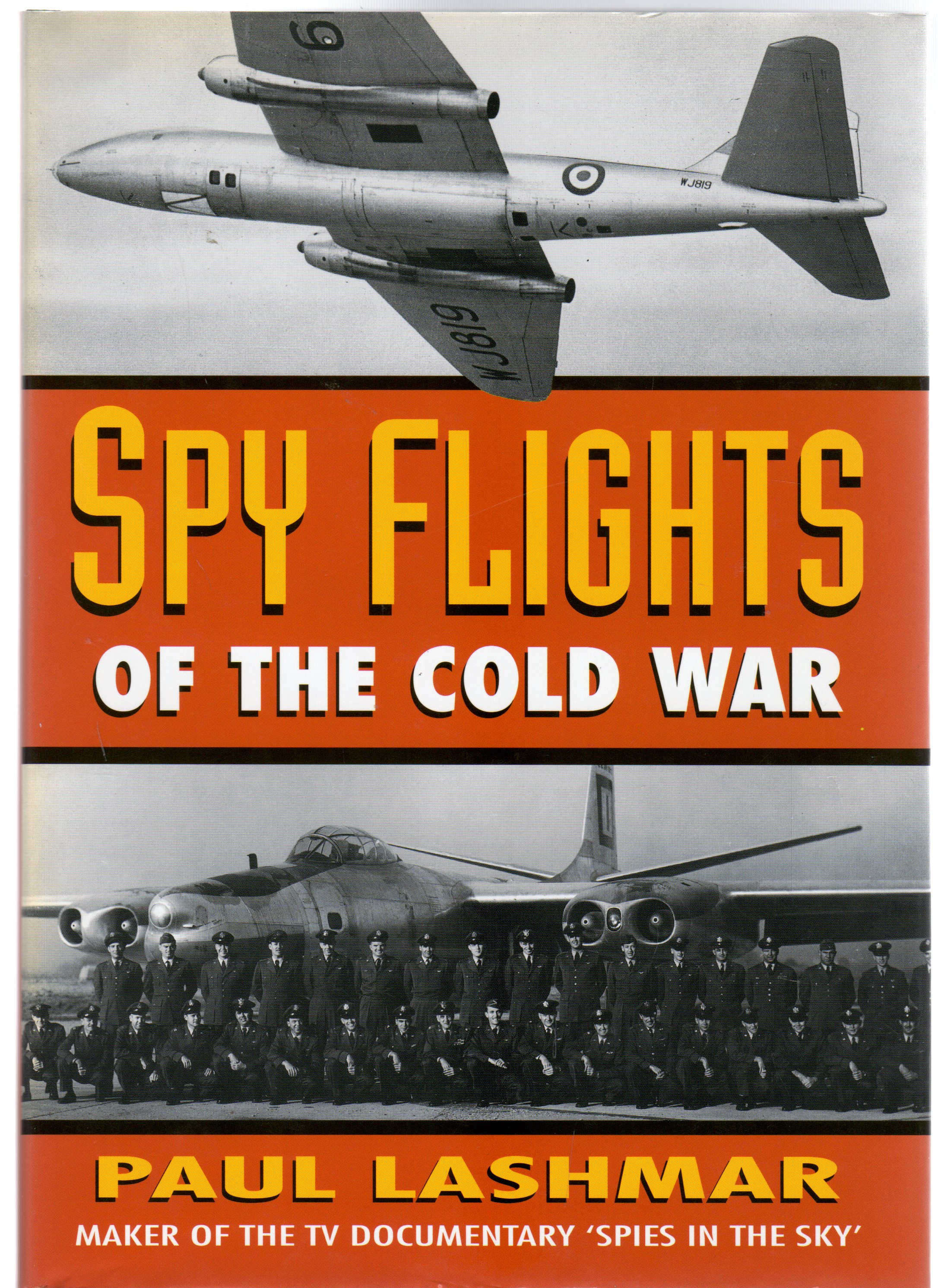 Image for Spyflights of the Cold War