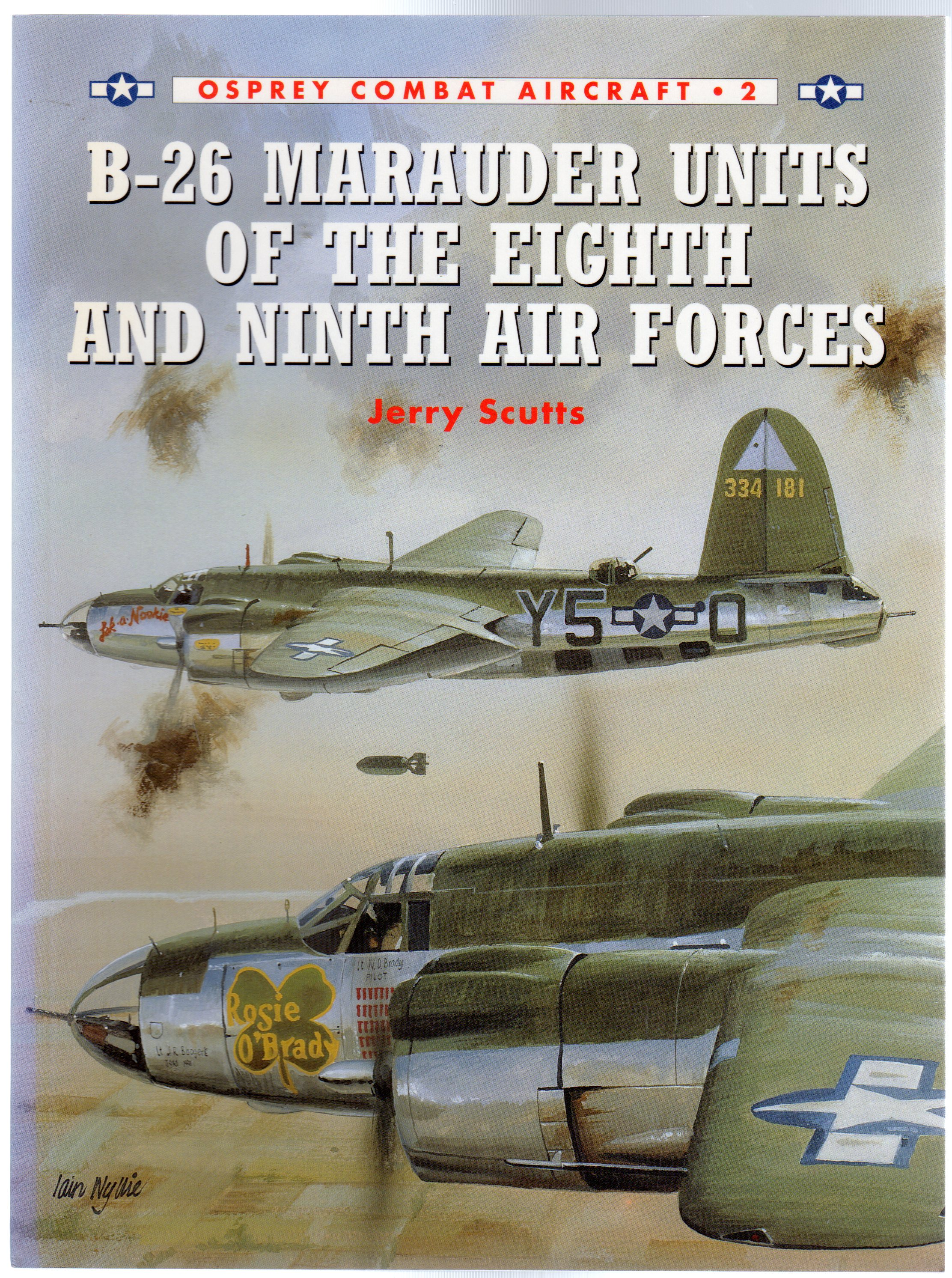 Image for B-26 Marauder Units of the Eighth and Ninth Air Forces