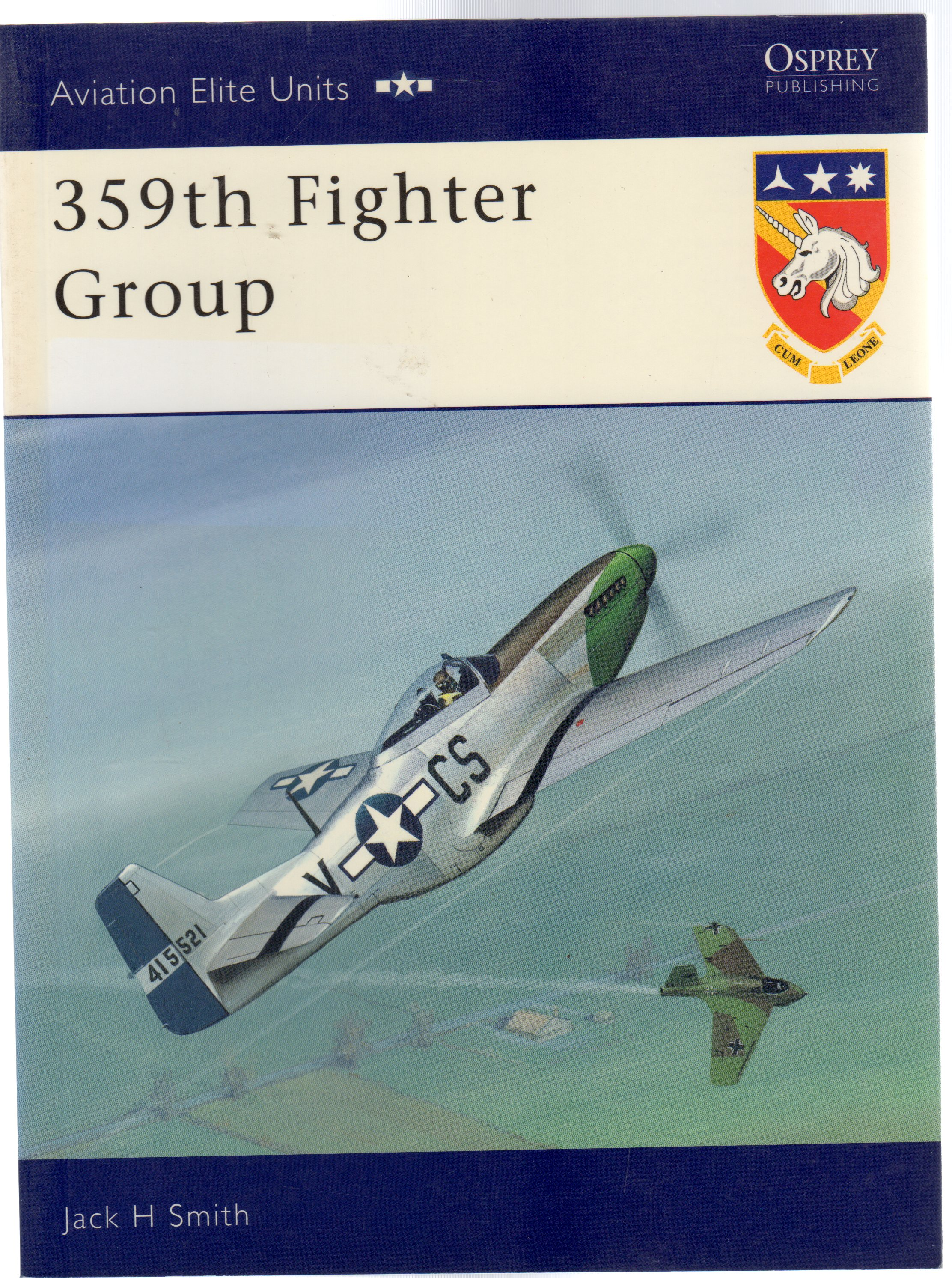 Image for 359th Fighter Group