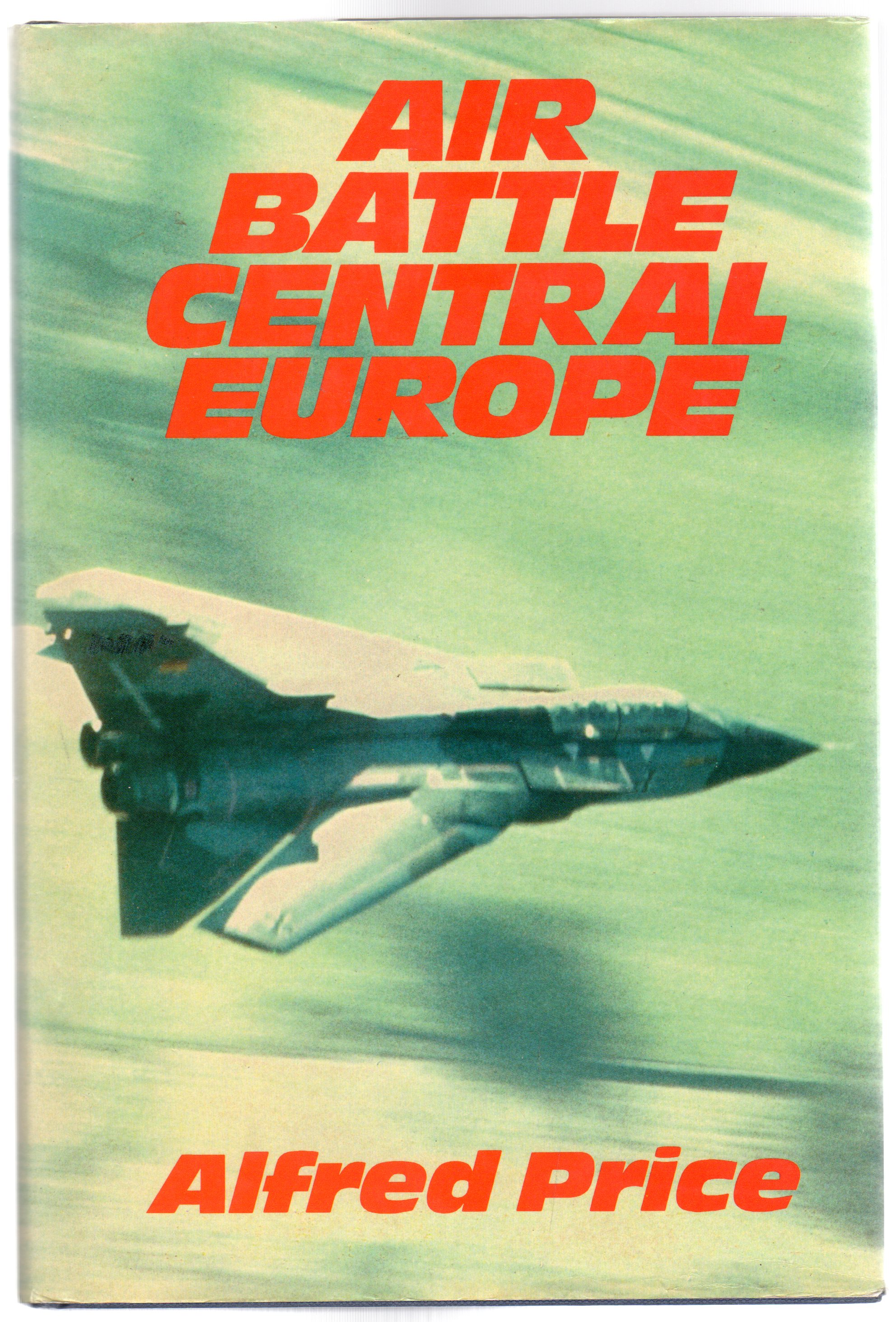 Image for Air Battle Central Europe