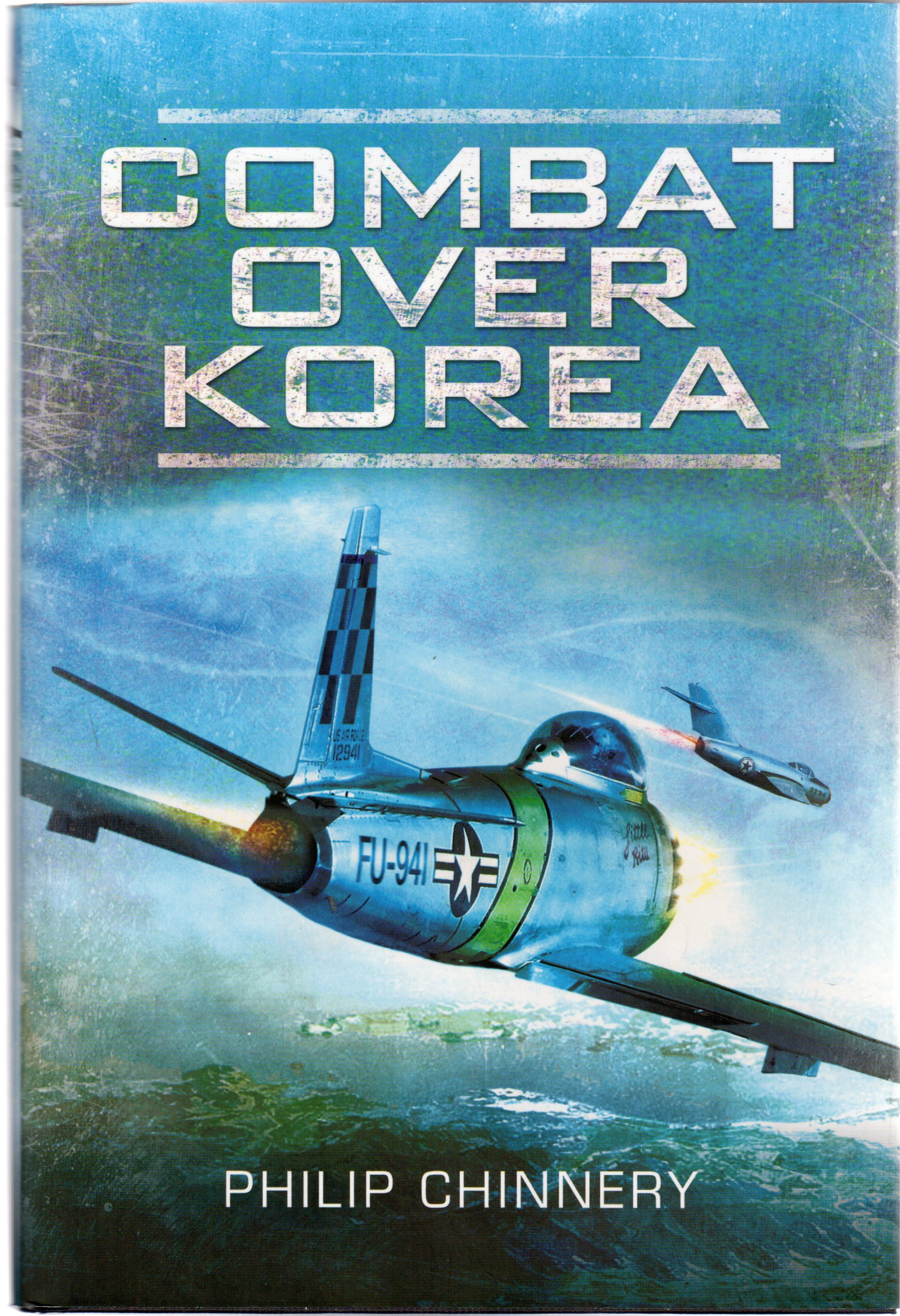 Image for Combat Over Korea