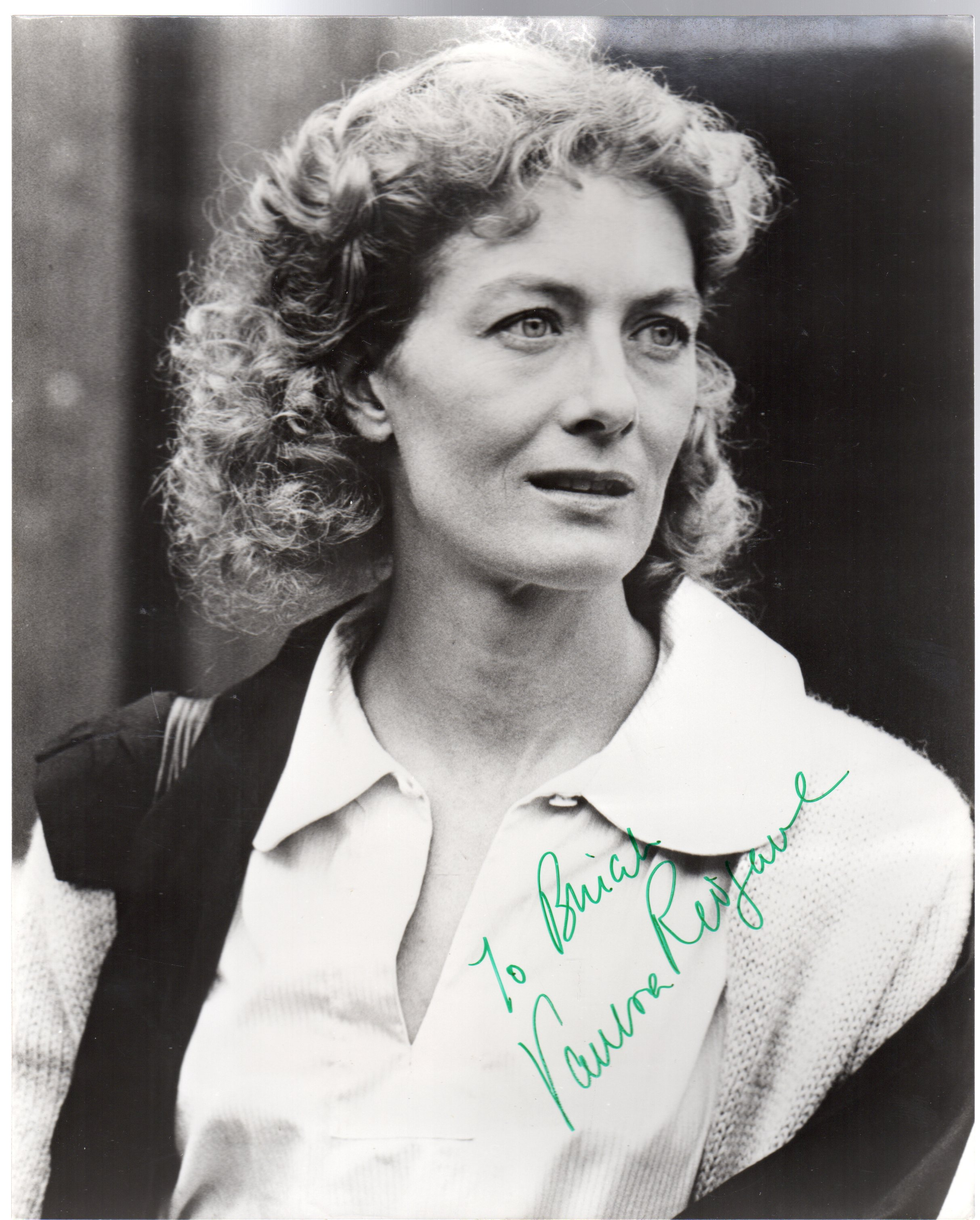 Image for Vanessa Redgrave - SIGNED PHOTOGRAPH from the Film Julia