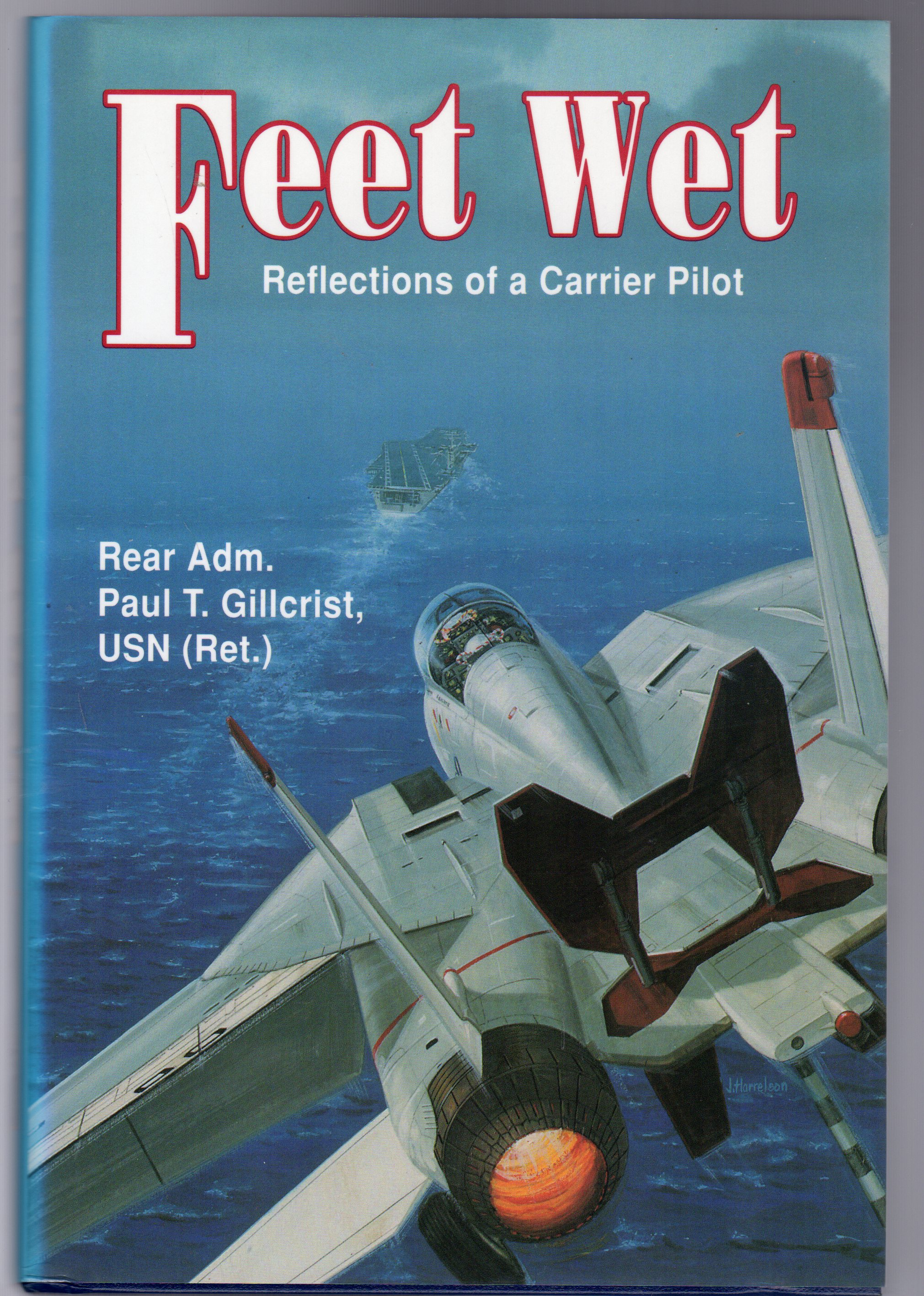 Image for Feet Wet : Reflections of a Carrier Pilot