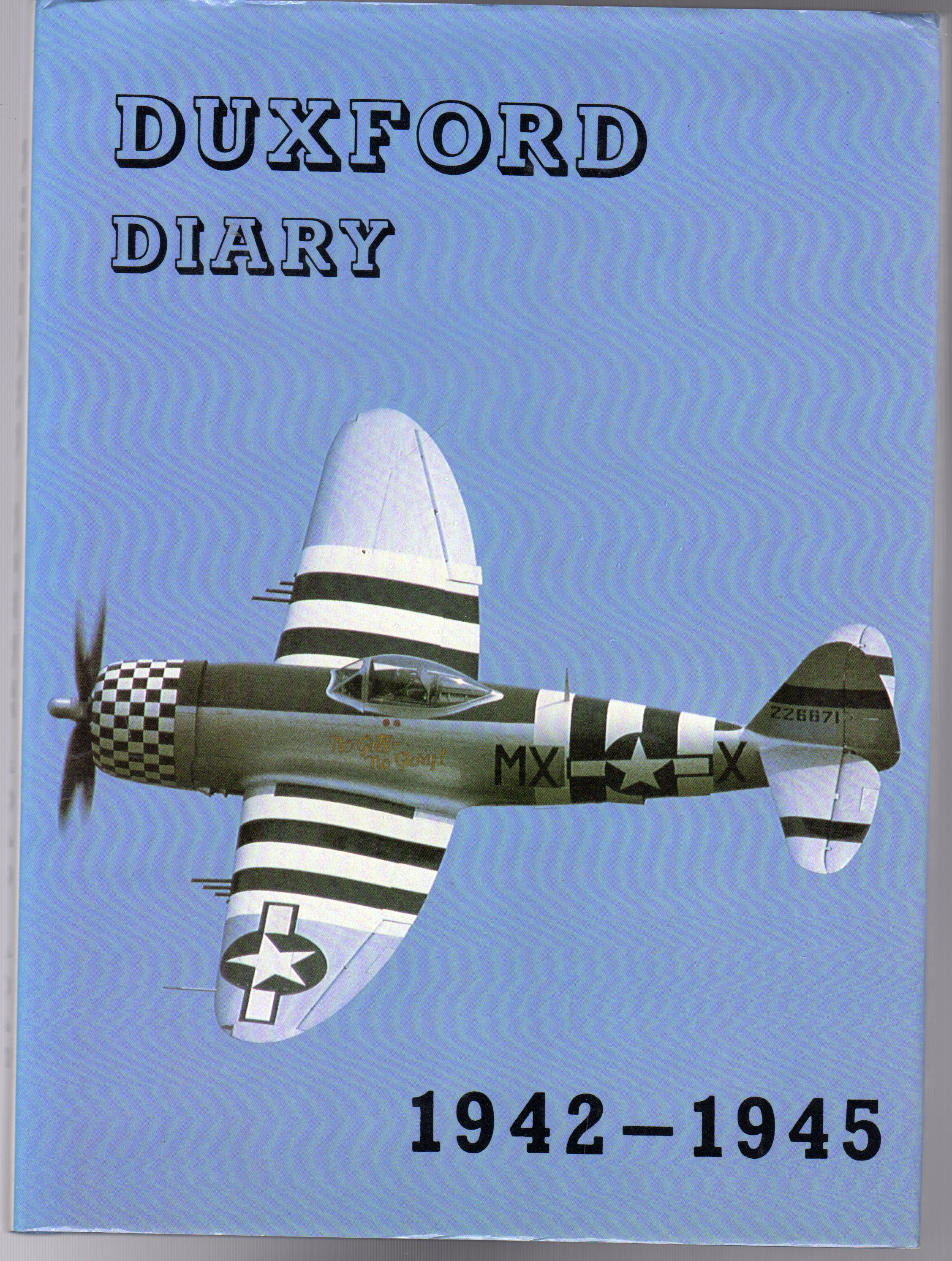 Image for Duxford Diary 1942-1945