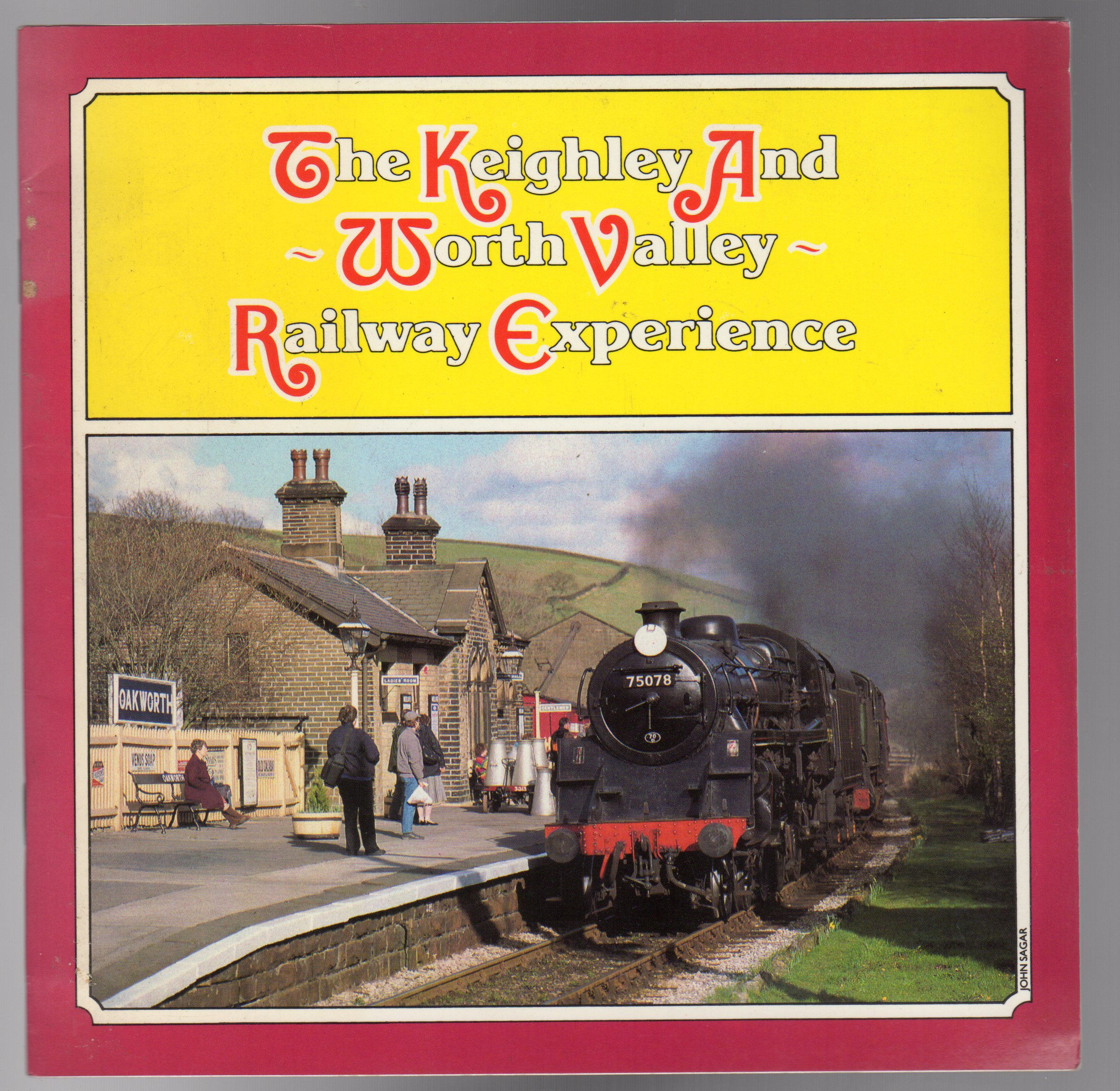 Image for The Keighley and Worth Valley Railway Experience