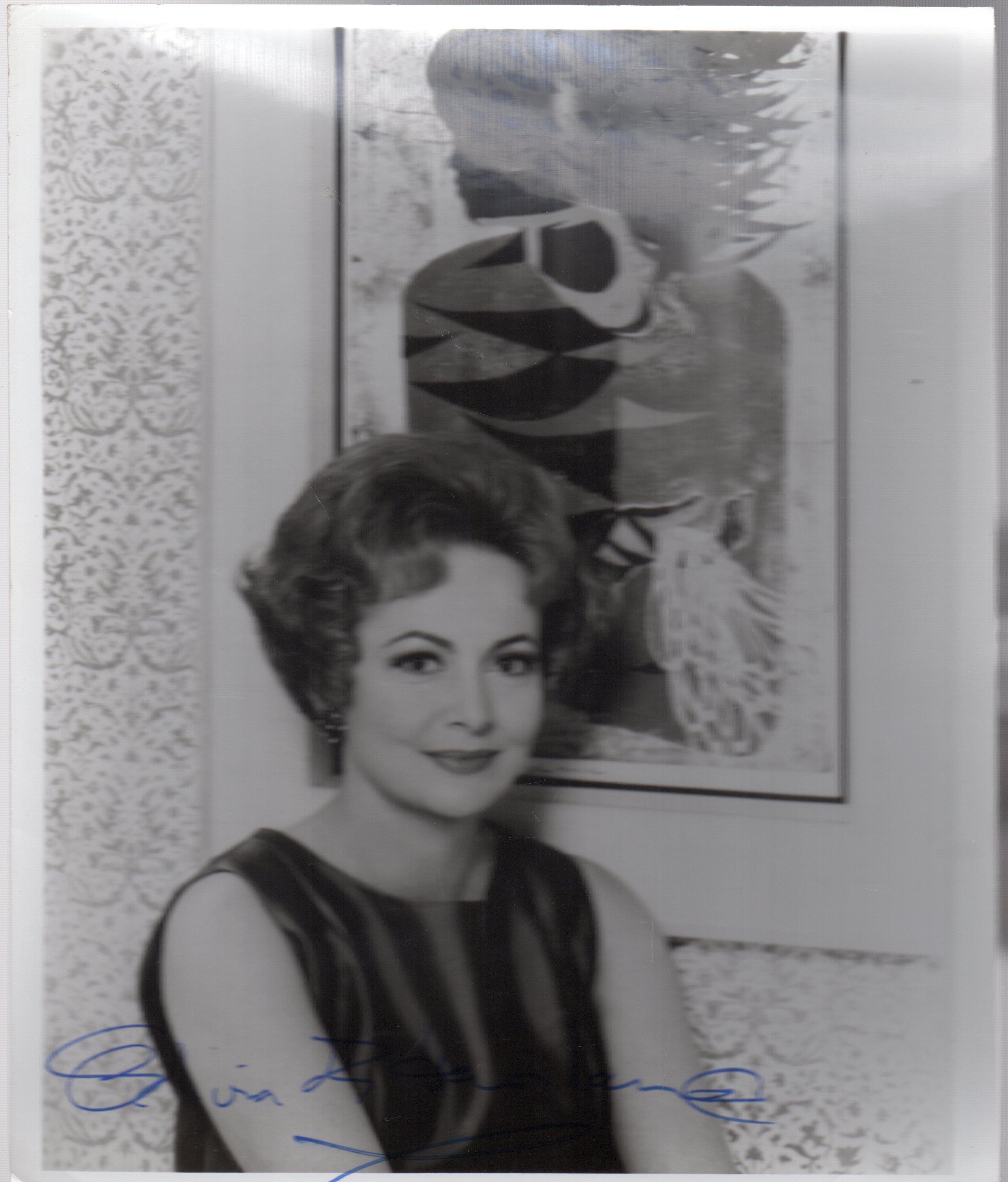 Image for Olivia De Havilland  SIGNED PHOTOGRAPH