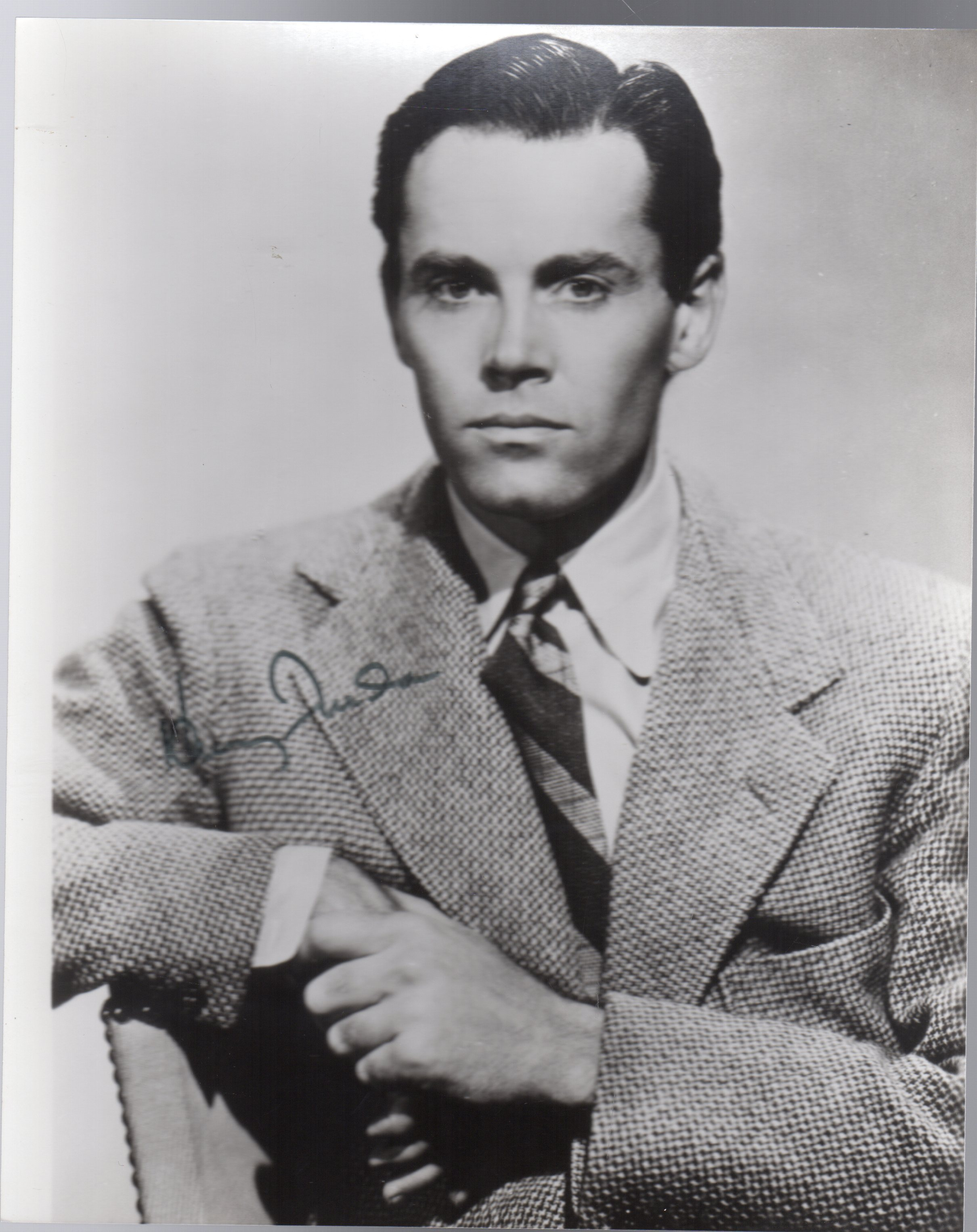 Image for Henry Fonda -SIGNED PHOTOGRAPH