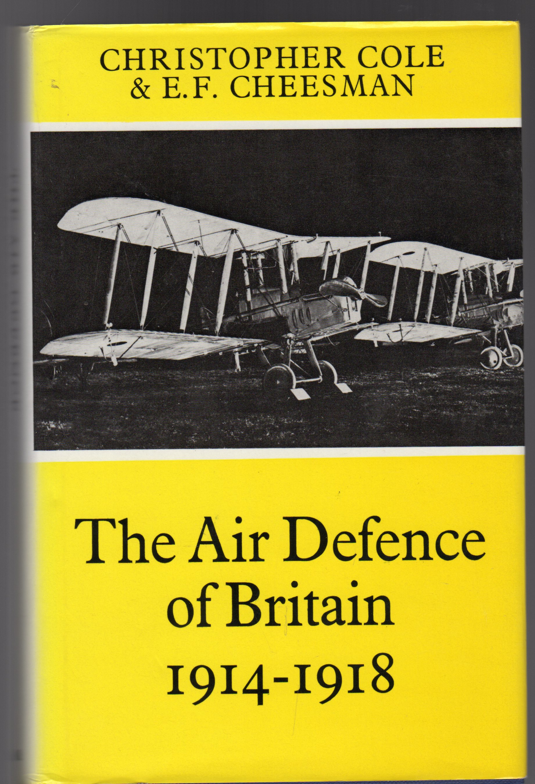 Image for The Air Defence of Britain 1914-1918