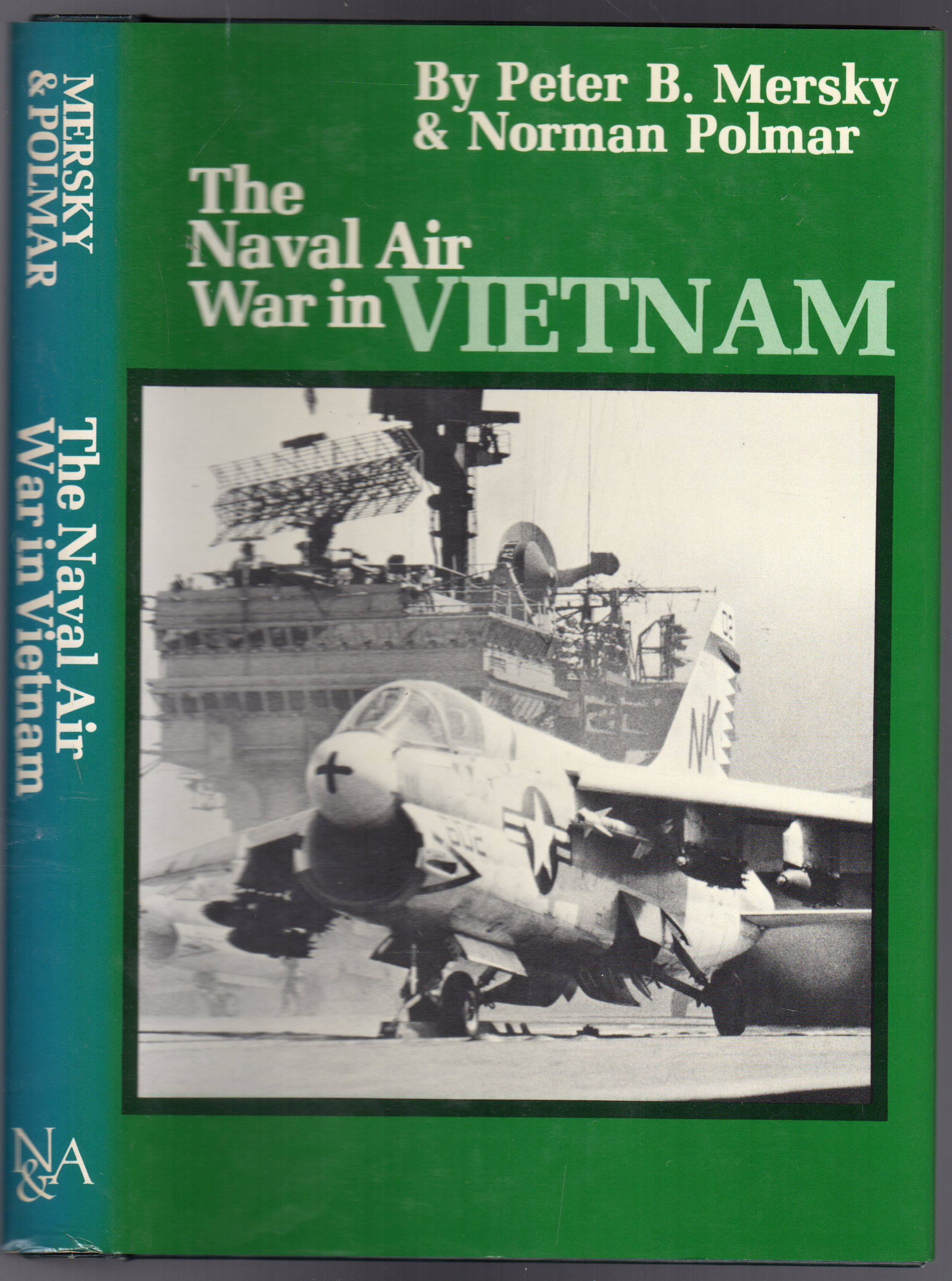 Image for The Naval Air War in Vietnam