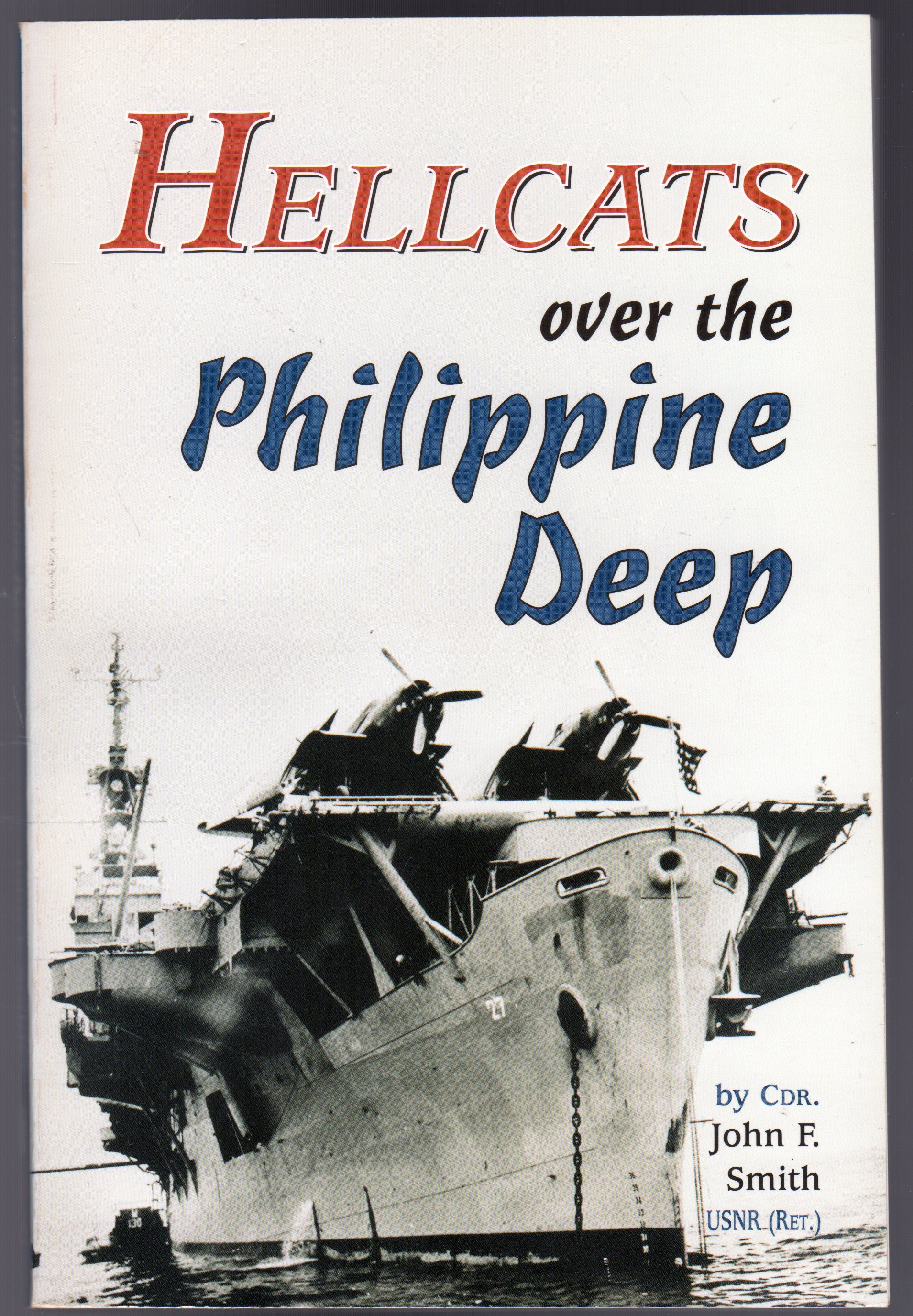 Image for Hellcats over the Philippine Deep
