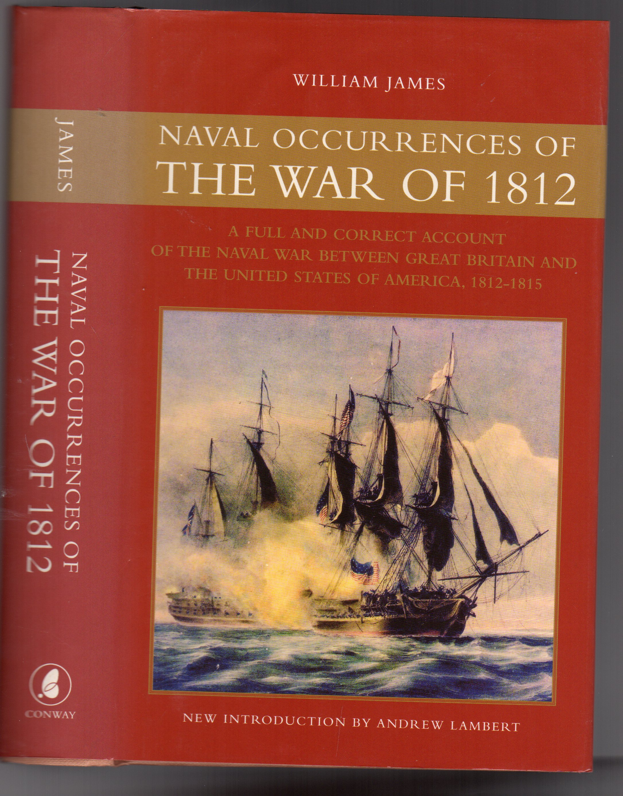 Image for Naval Occurrences of the War of 1812