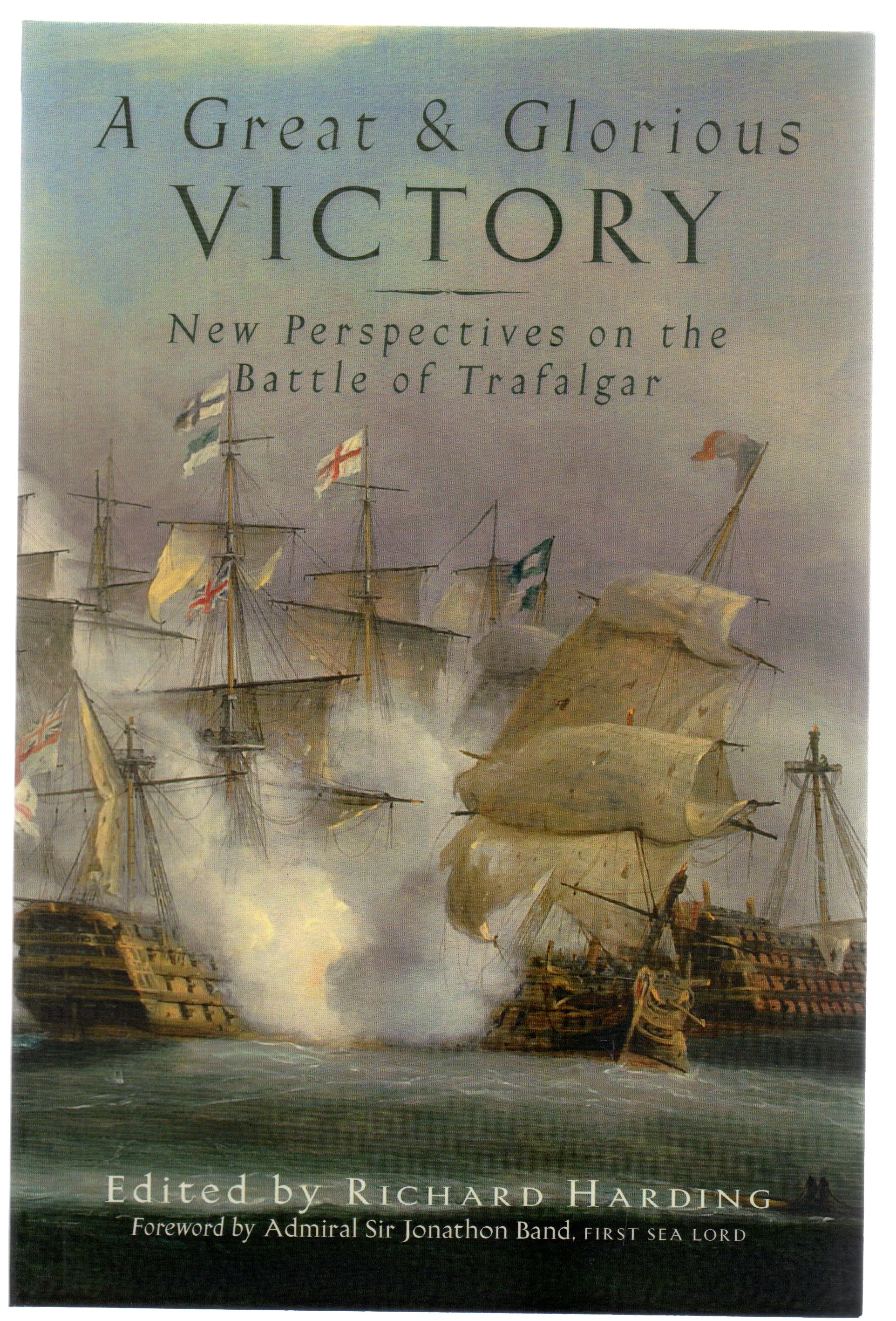 Image for A Great and Glorious Victory : New Perspectives on the Battle of Trafalgar