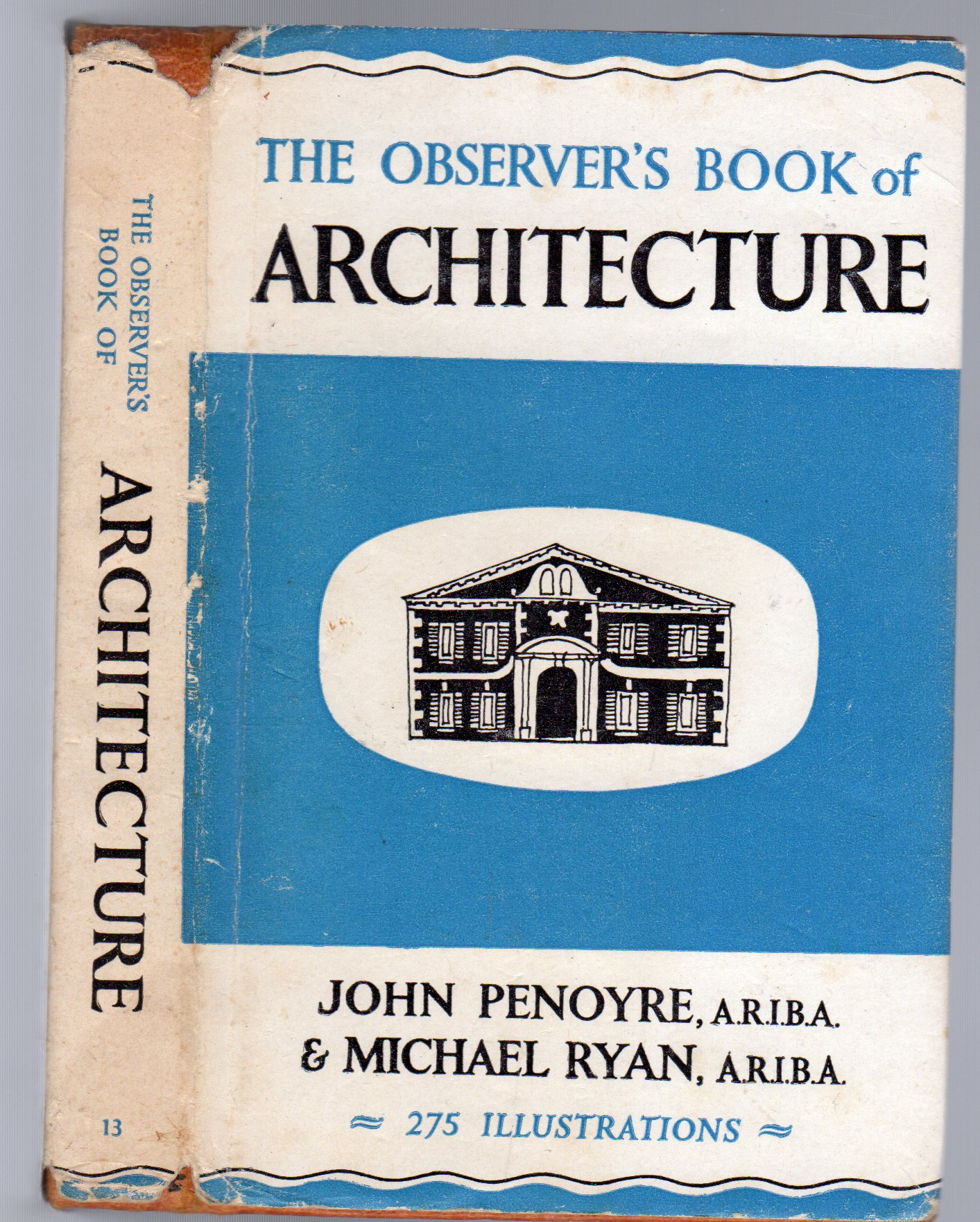 Image for The Observer's Book of Architecture