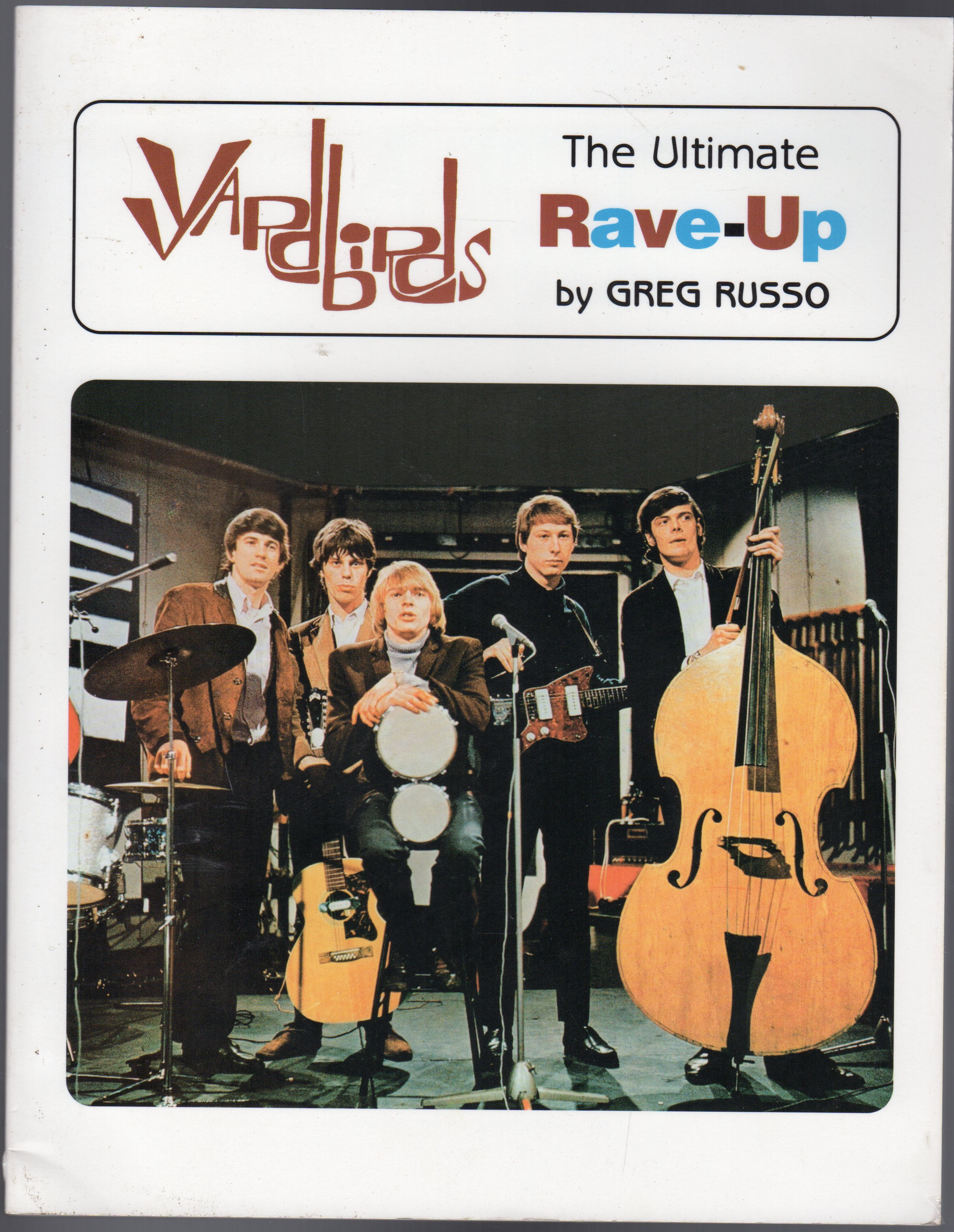 Image for Yardbirds : The Ultimate Rave-Up