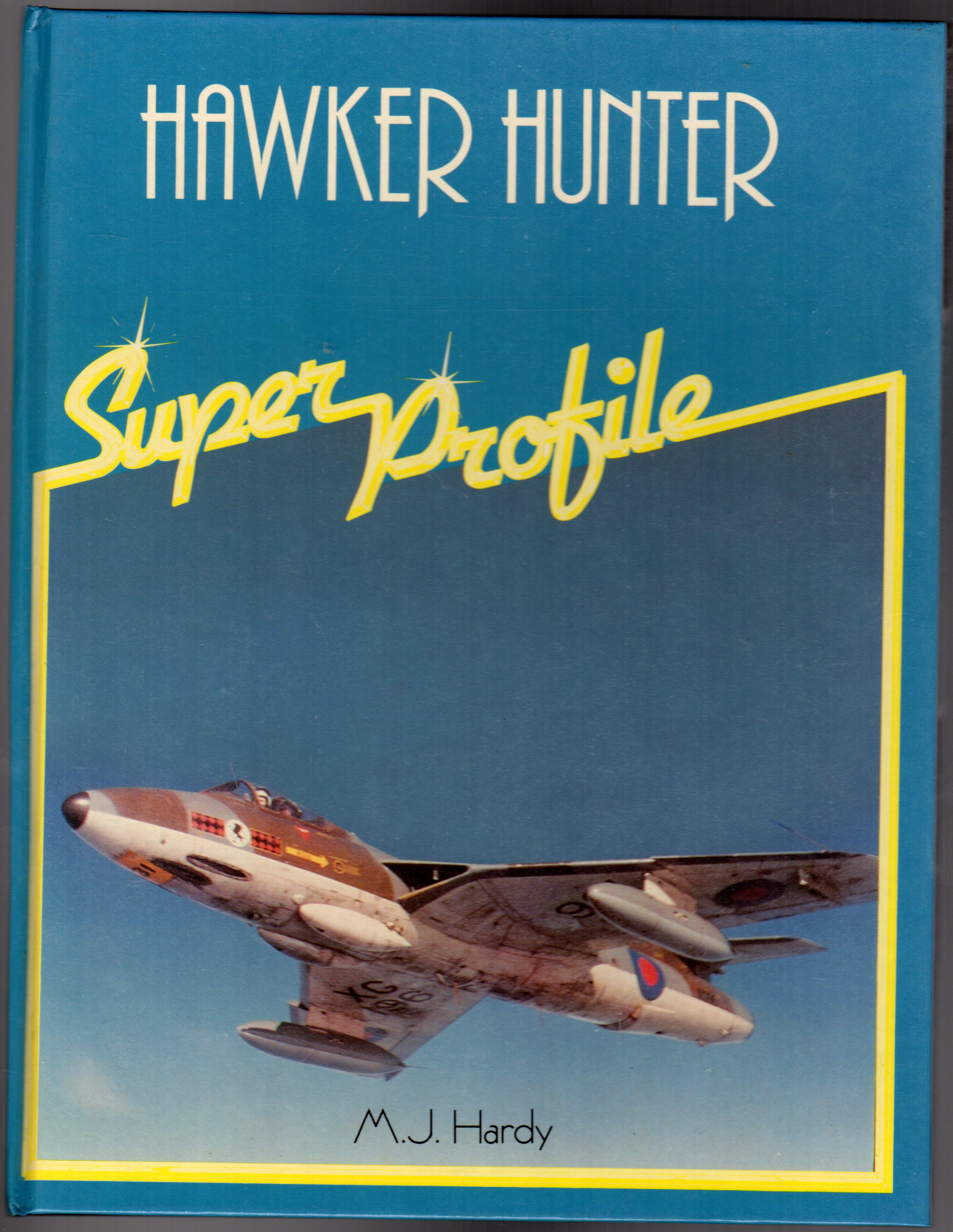 Image for Hawker Hunter : Super Profile