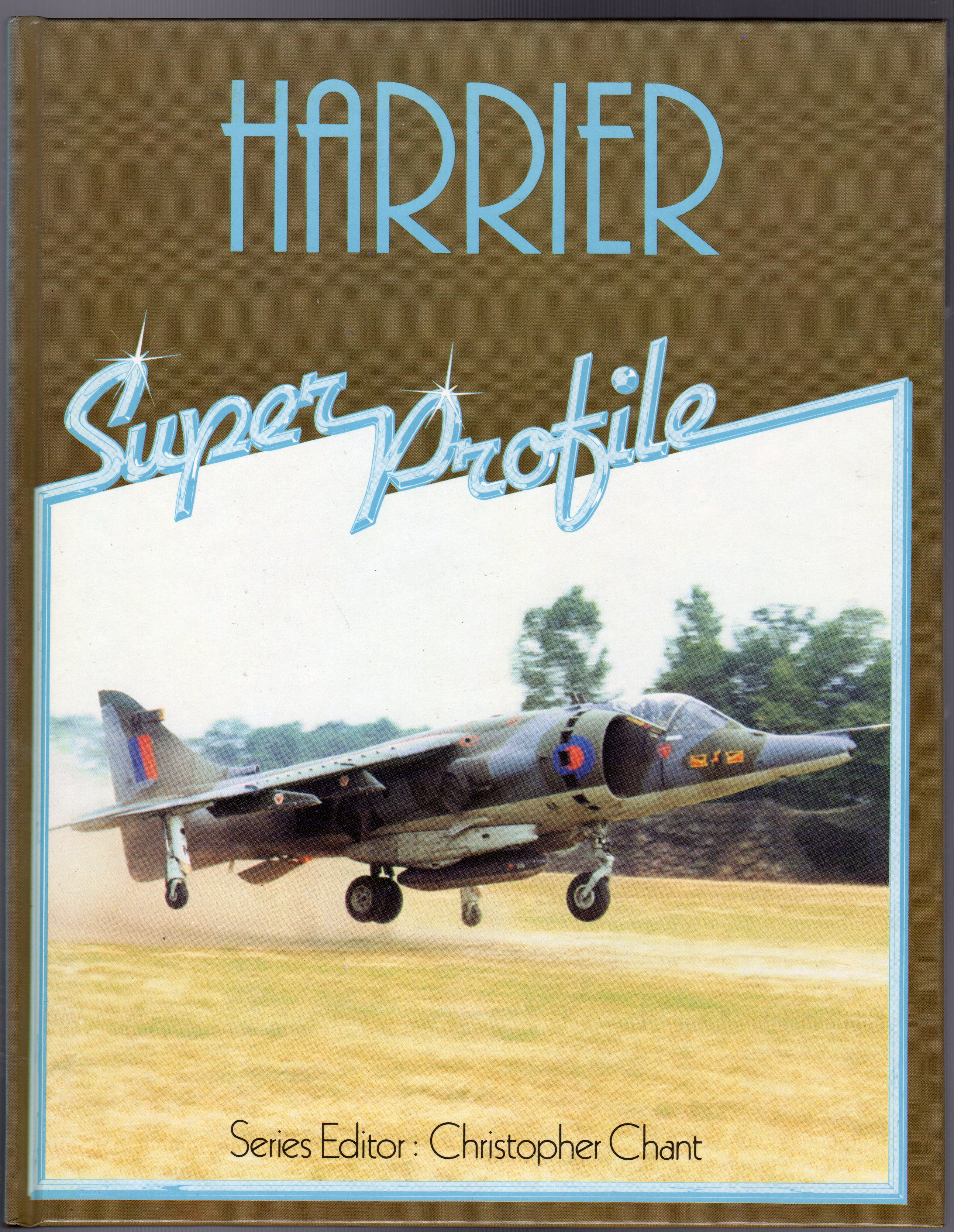 Image for Harrier : Super Profile