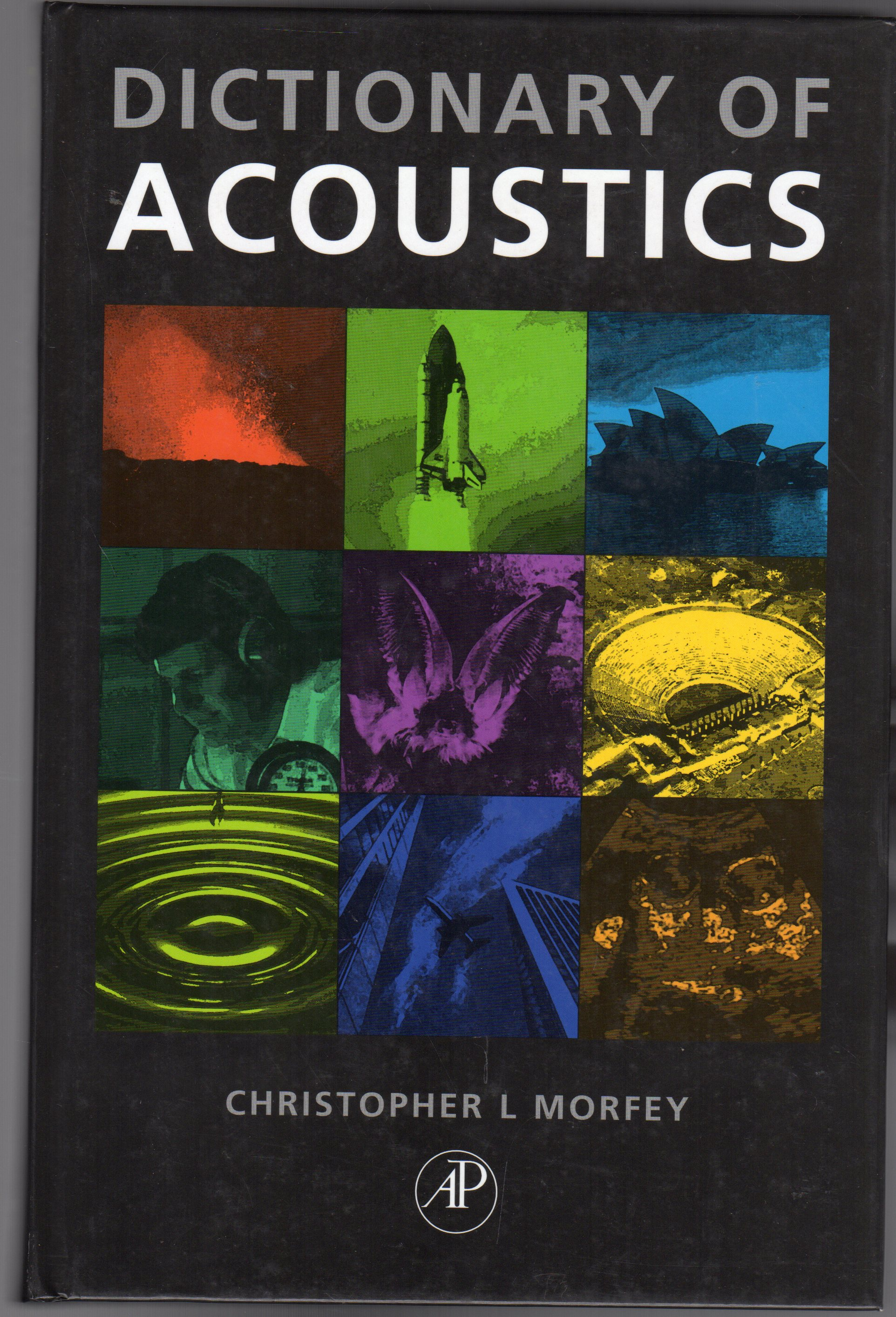 Image for Dictionary of Acoustics
