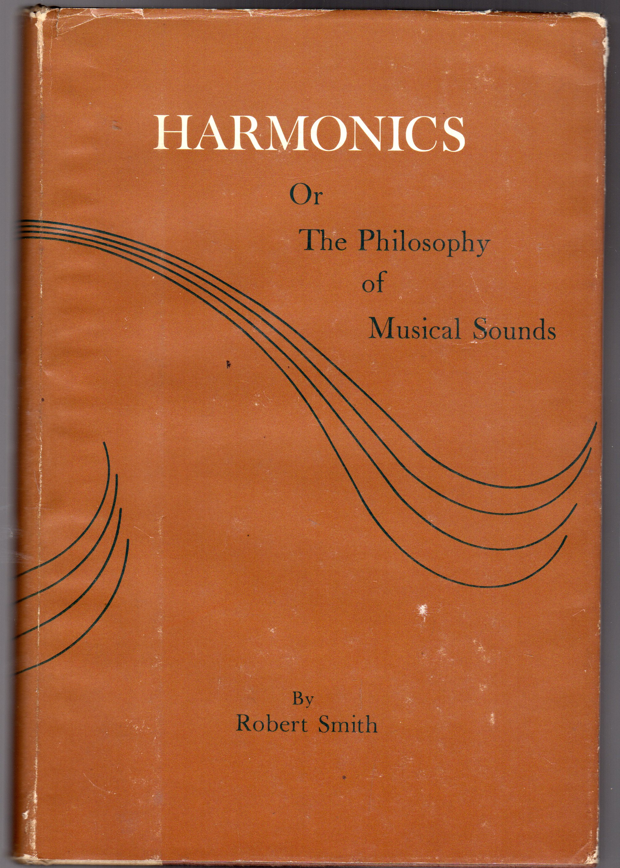 Image for Harmonics or the Philosophy of Musical Sounds