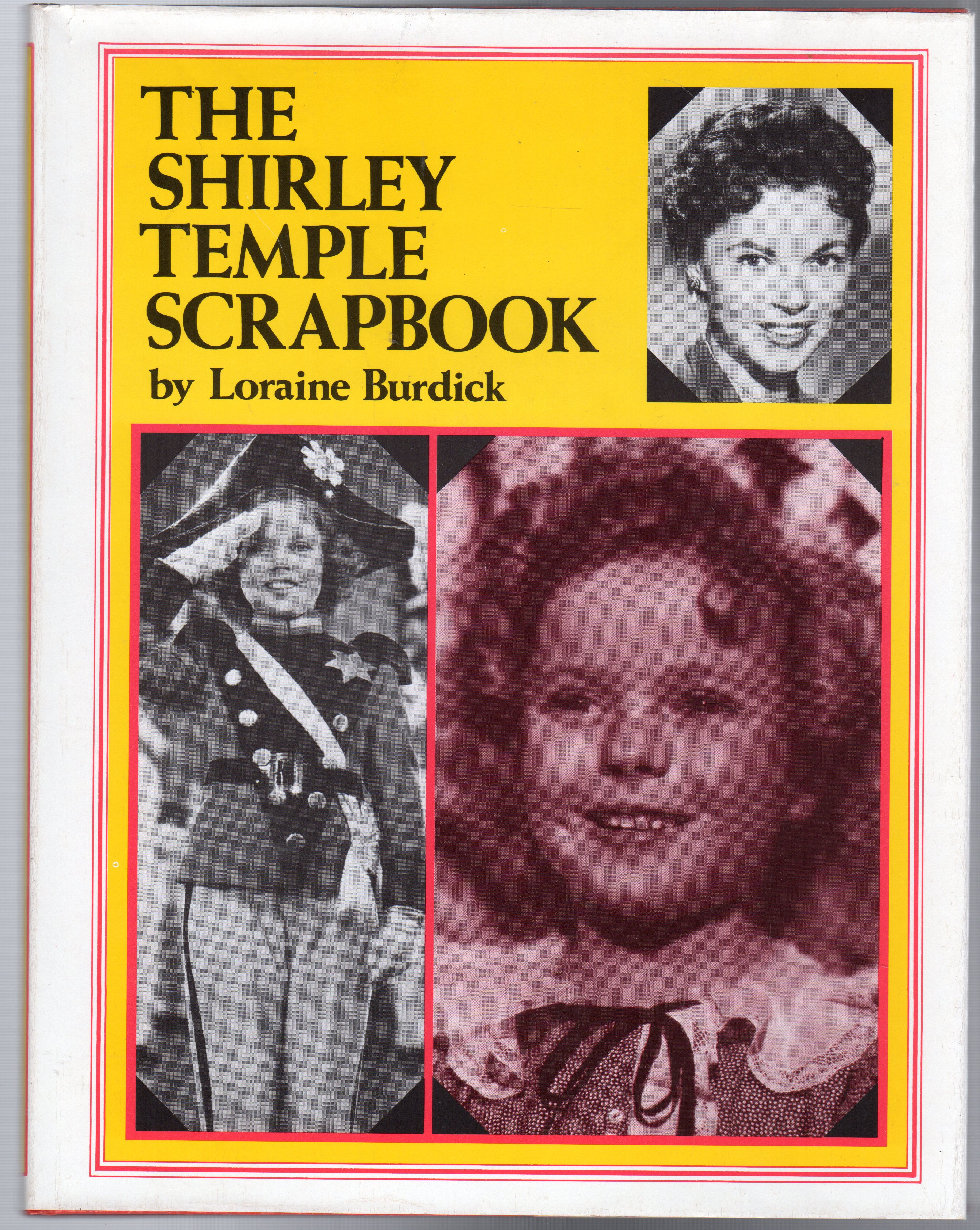 Image for The Shirley Temple Scrapbook