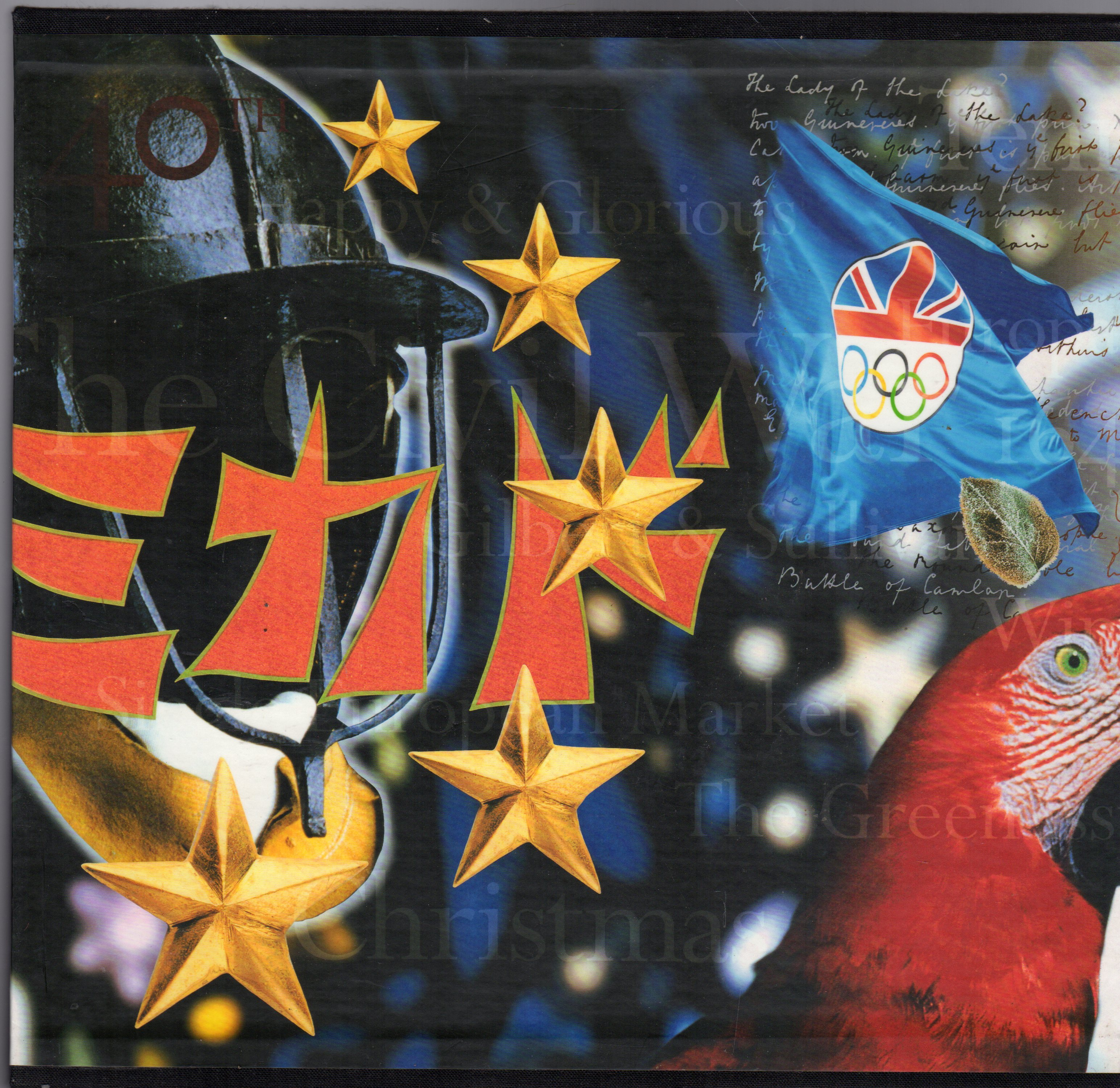 Image for Royal Mail Special Stamps : 1992