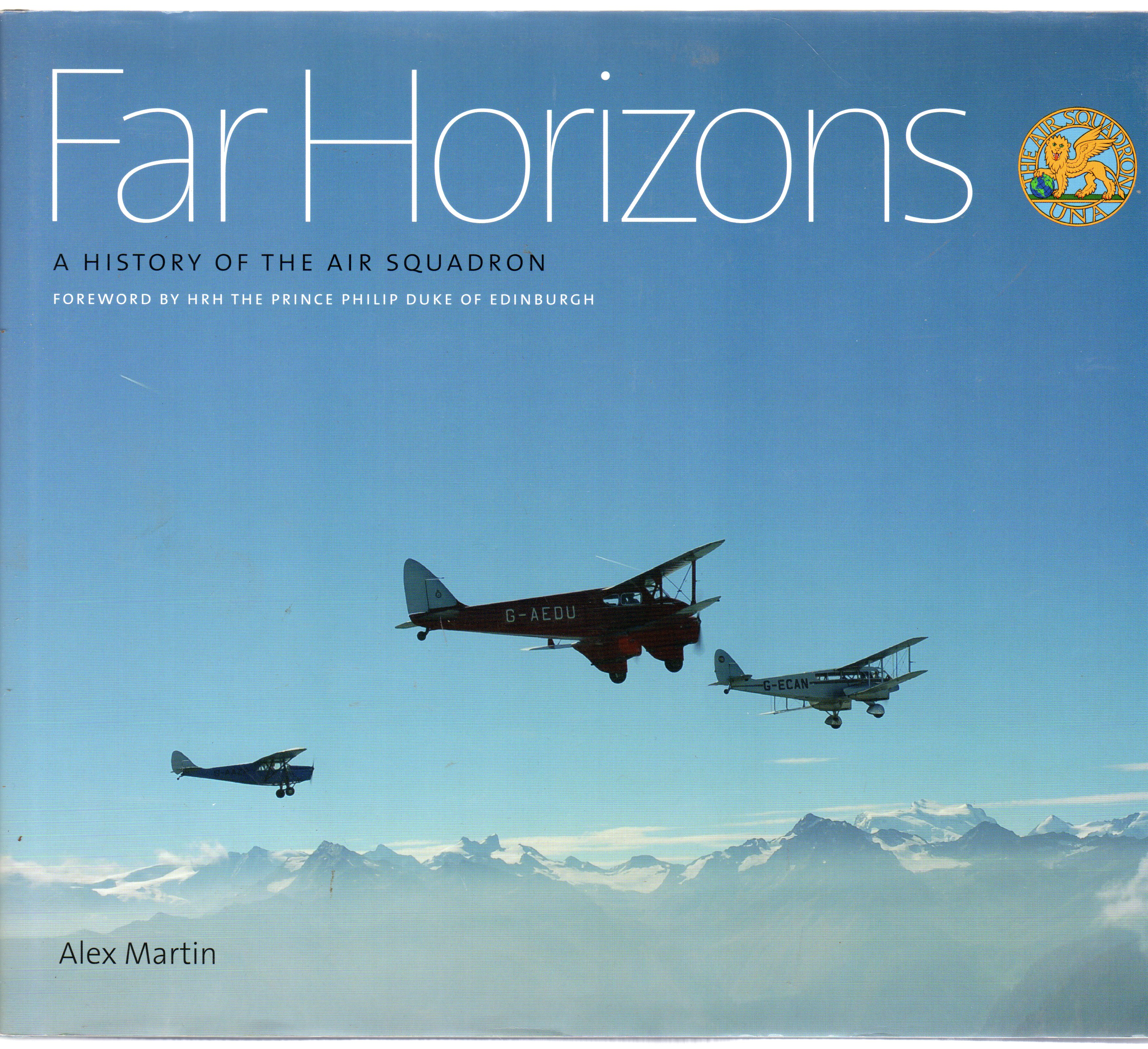 Image for Far Horizons : A History of the Air Squadron