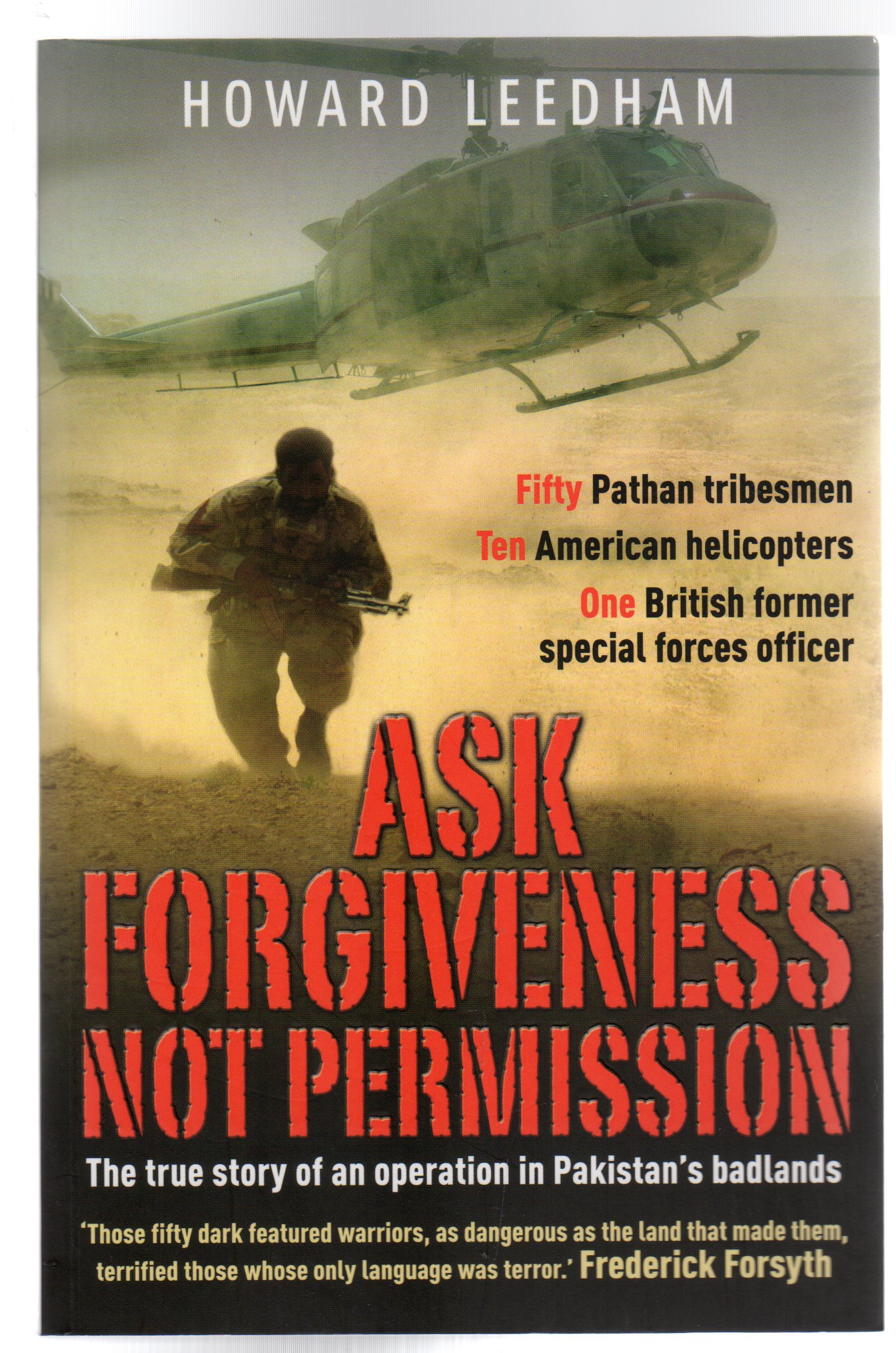 Image for Ask Forgiveness Not Permission (SIGNED COPY)