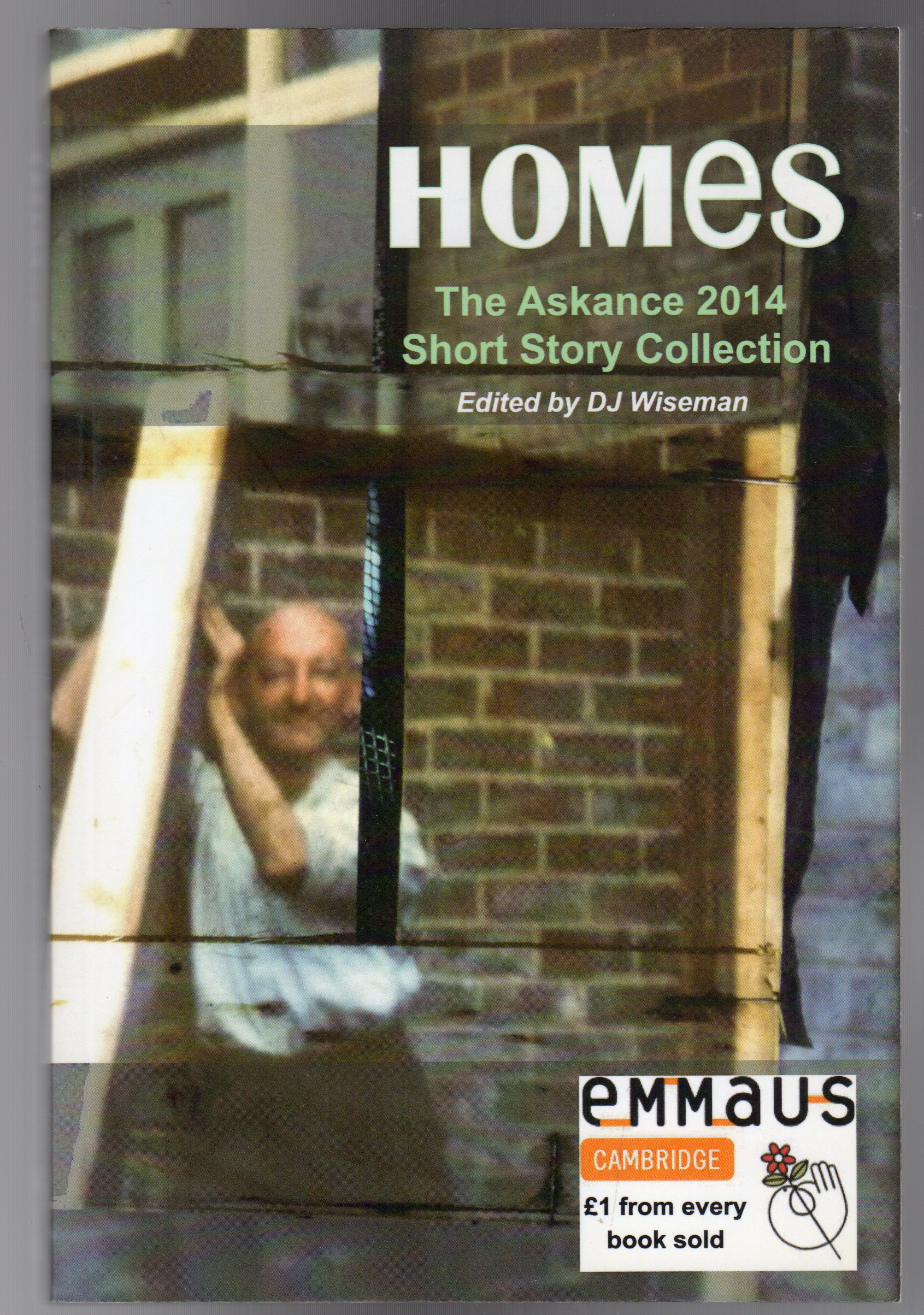 Image for Homes : The Askance 2014 Short Story Collection (SIGNED COPY)