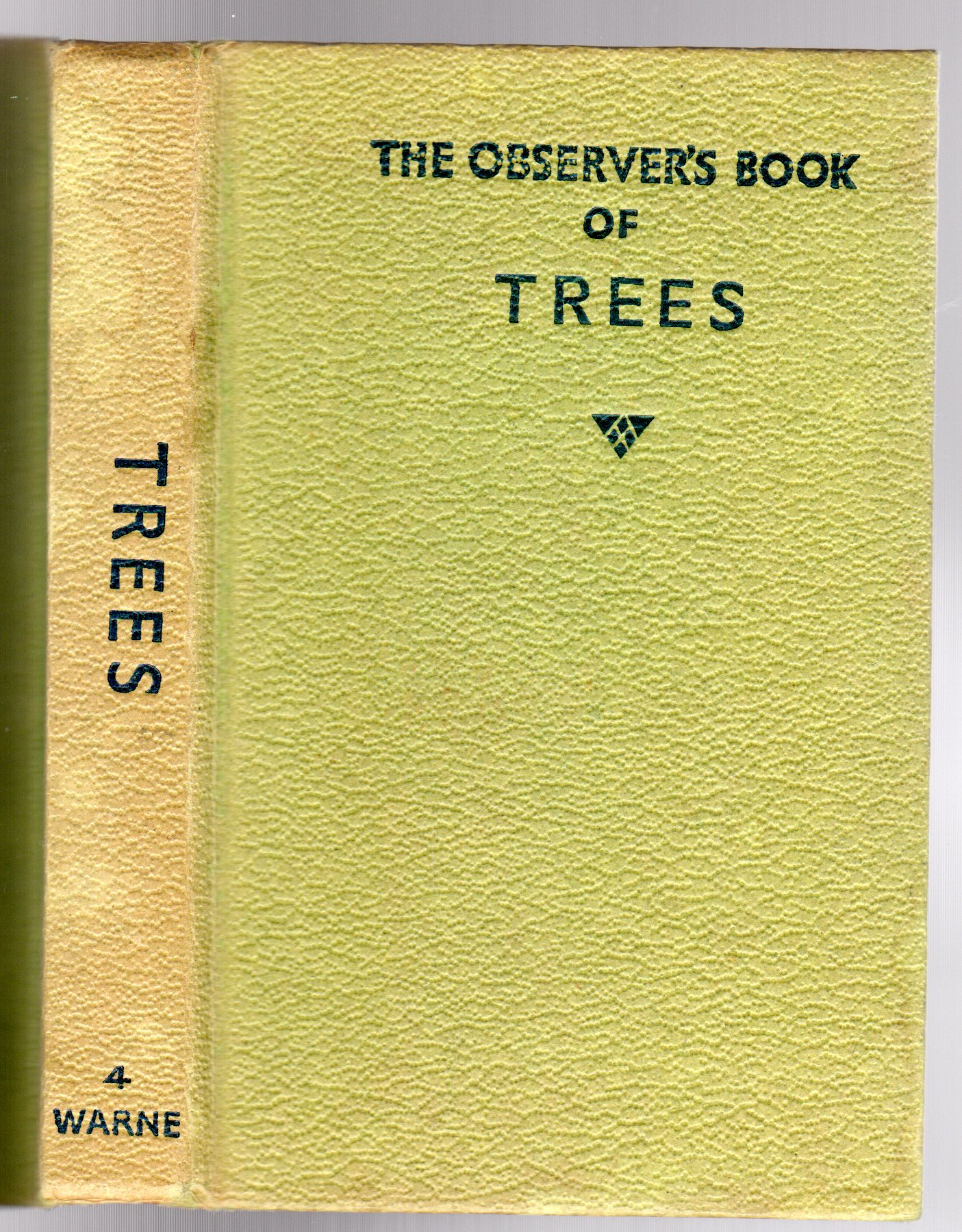 Image for The Observer's Book of Trees