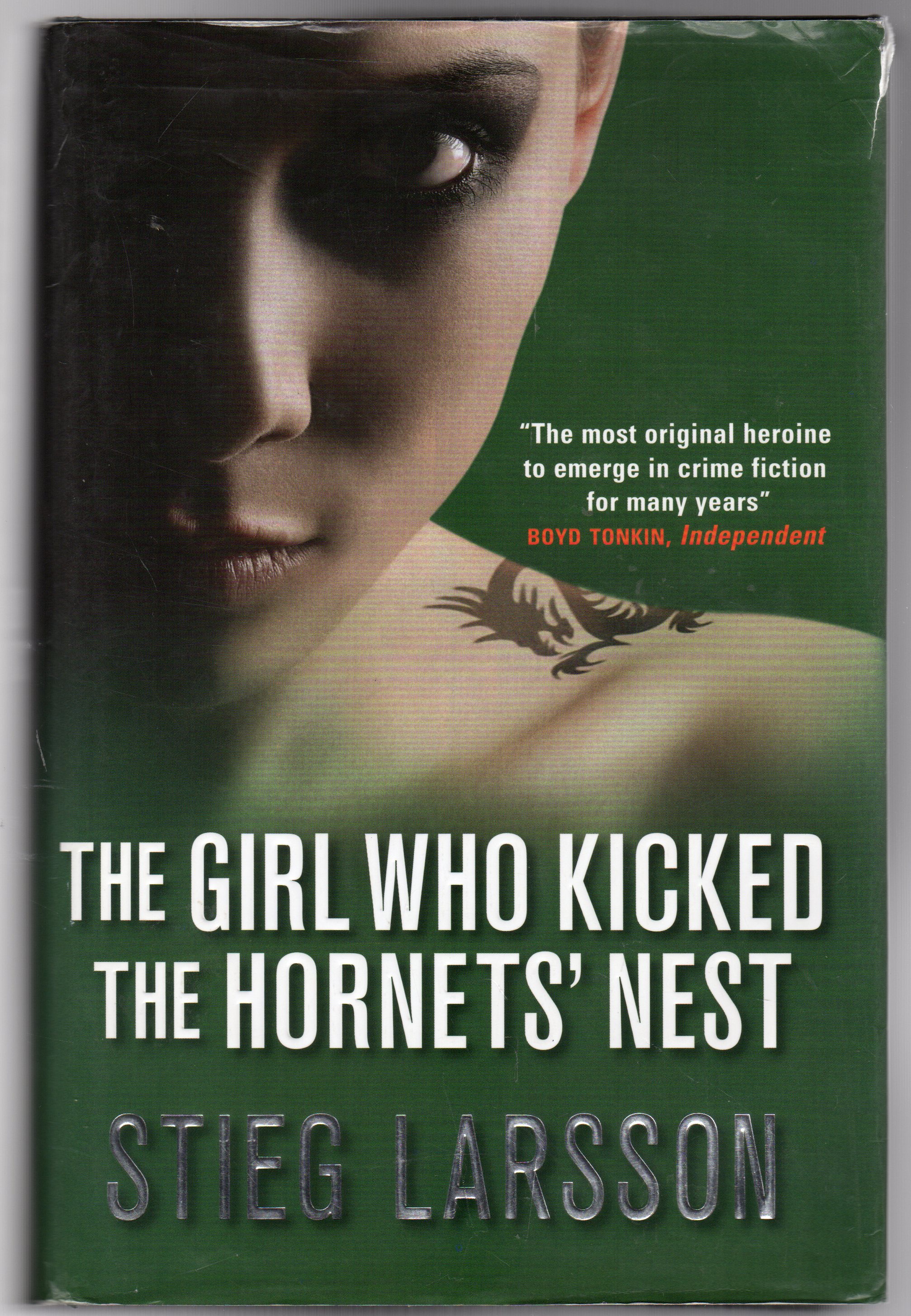 Image for The Girl Who Kicked the Hornets' Nest: (Millennium Trilogy Book 3)