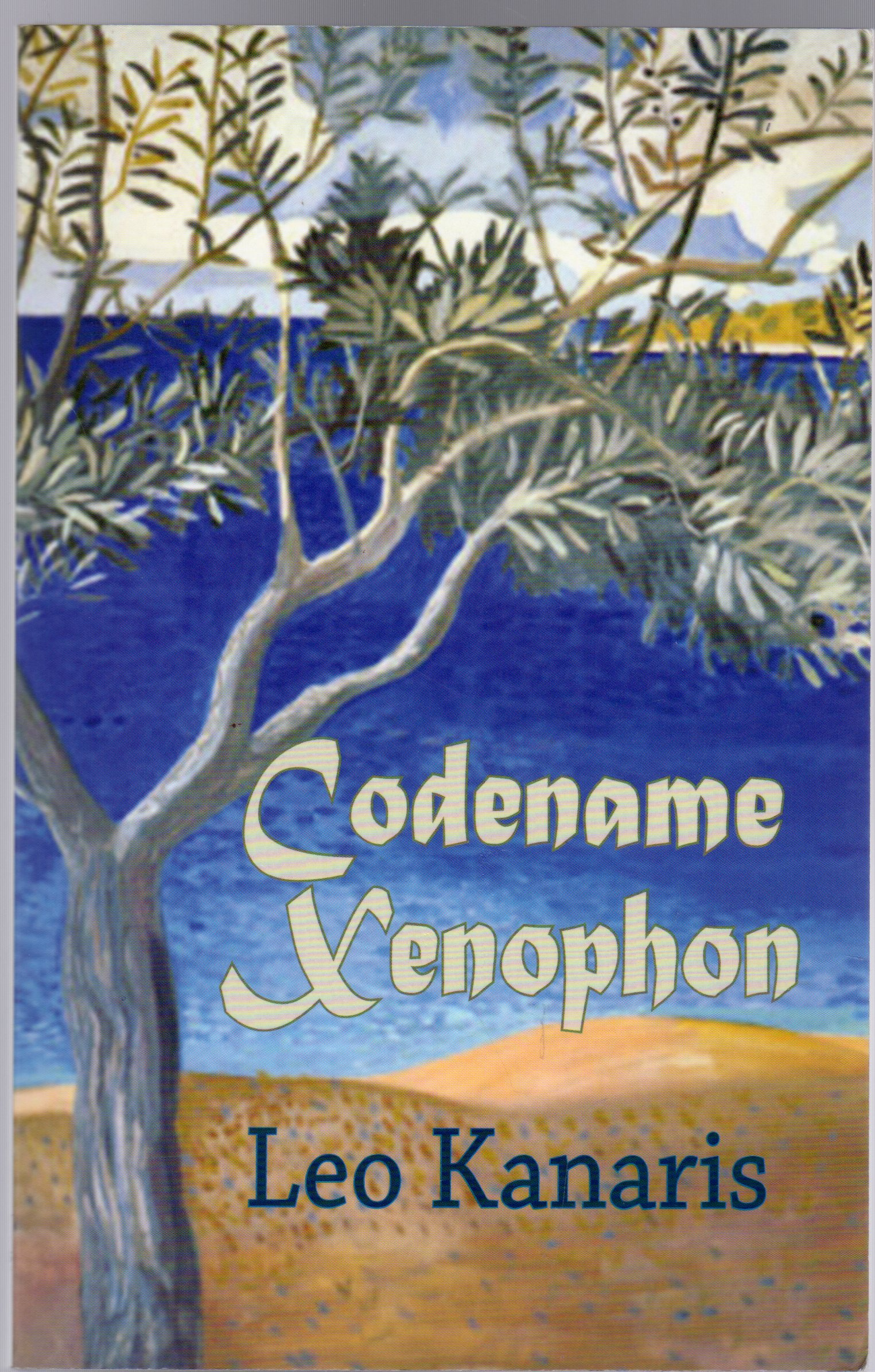 Image for Codename Xenophon ( SIGNED COPY)