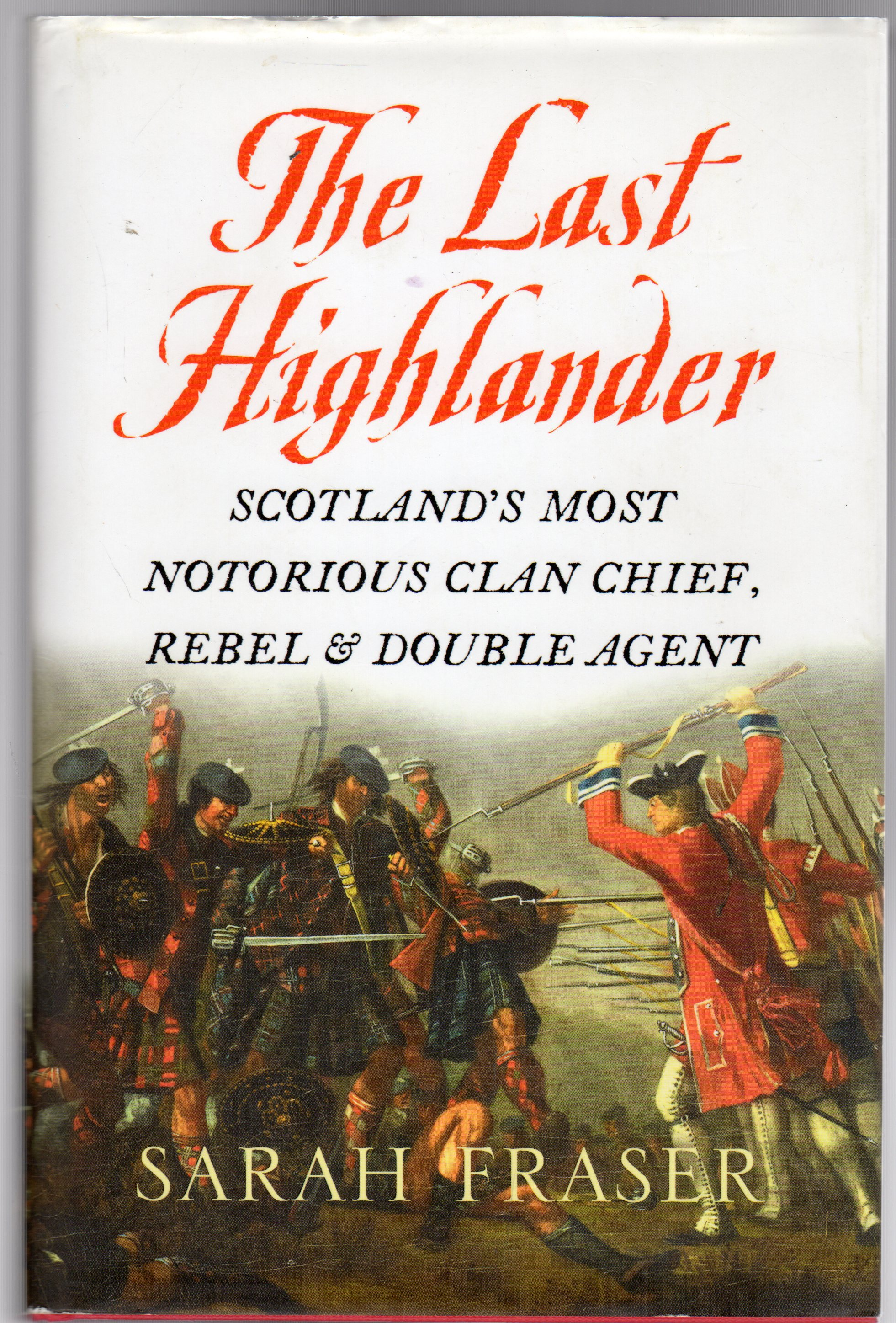 Image for The Last Highlander (SIGNED COPY)