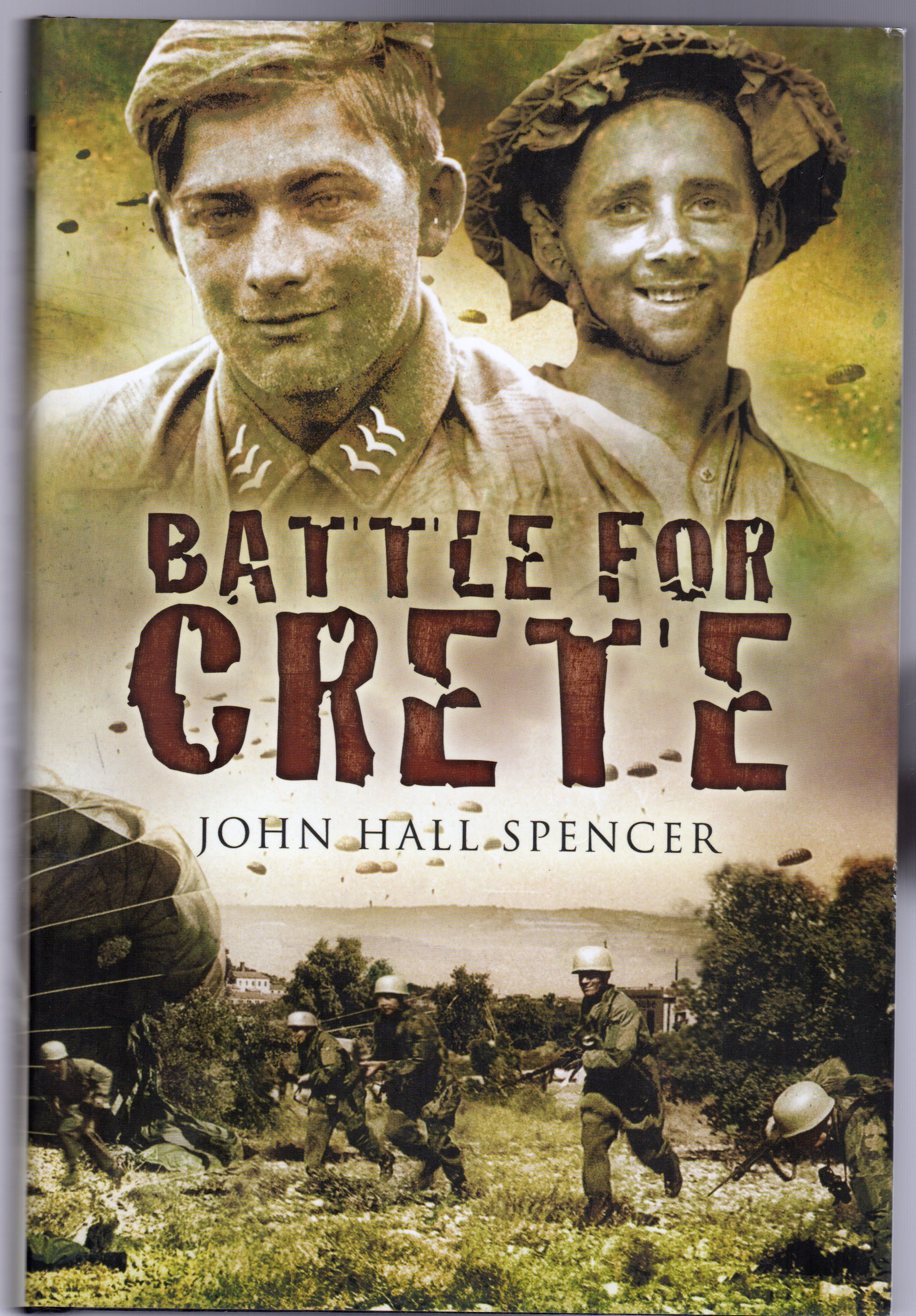 Image for Battle for Crete (SIGNED COPY)