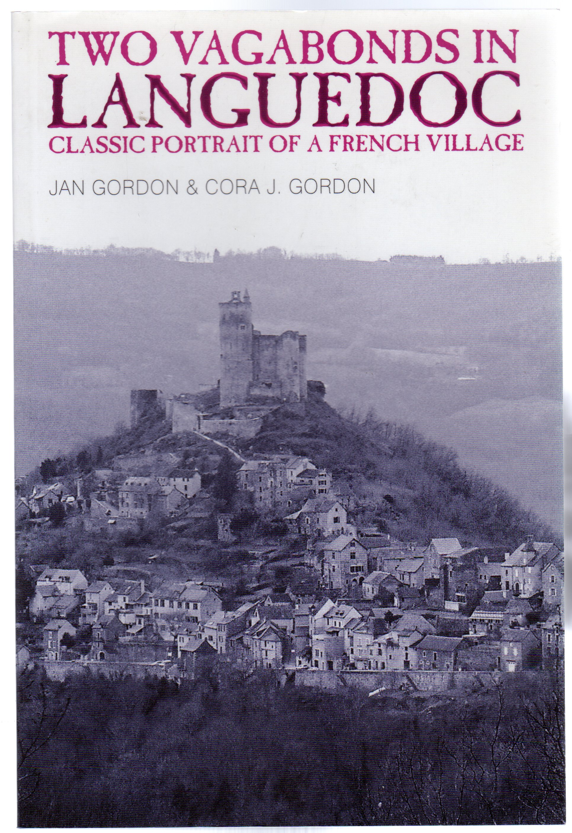 Image for Two Vagabonds in Languedoc : Classic Portrait of a French Village