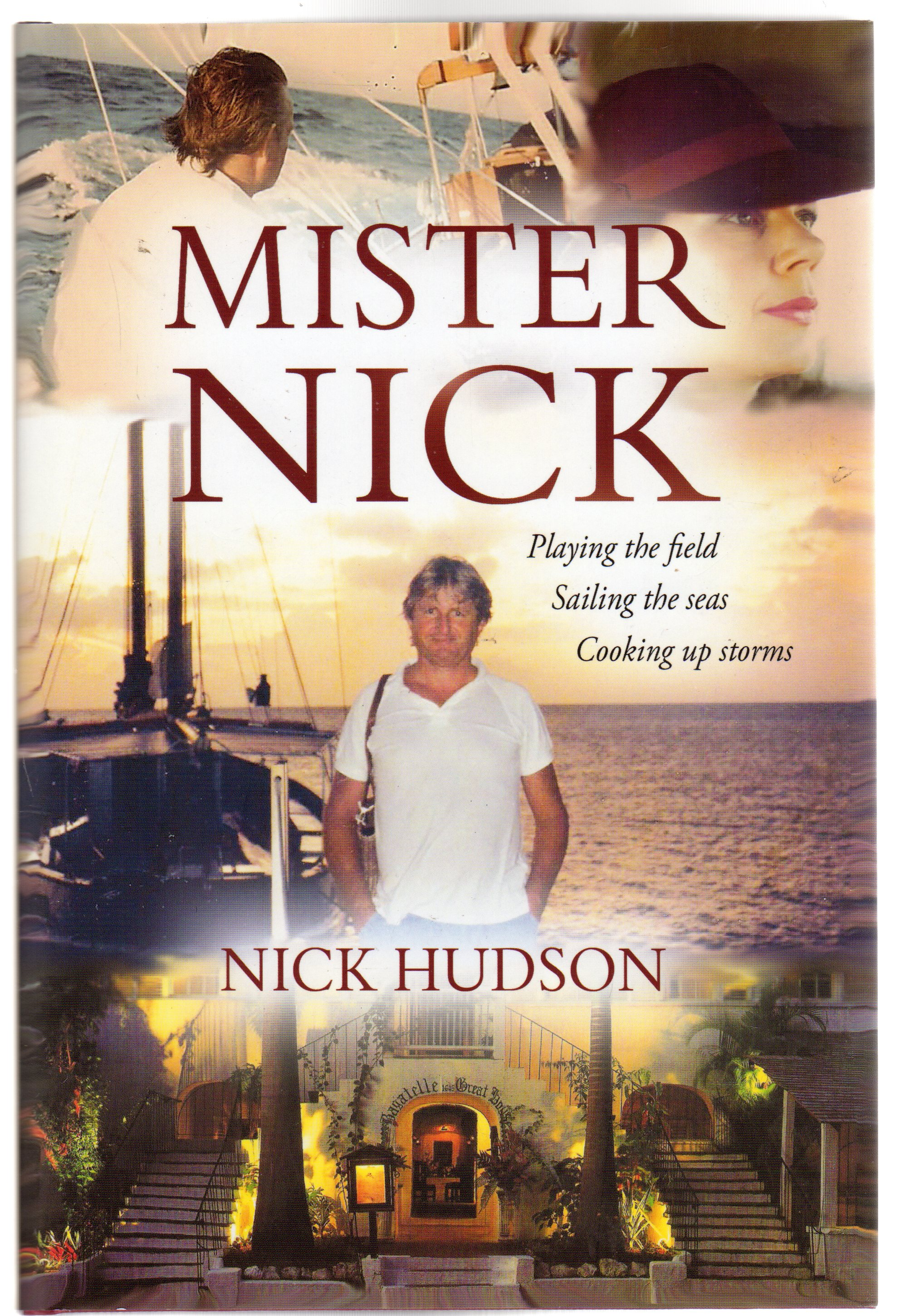 Image for Mister Nick  (SIGNED COPY)