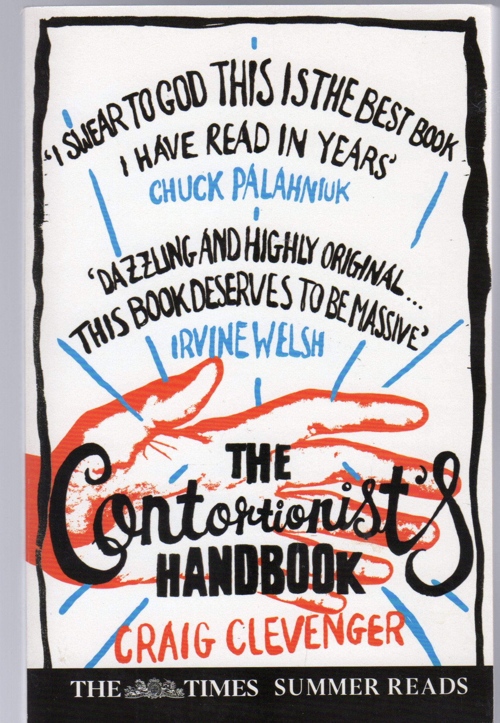 Image for The Contortionist's Handbook
