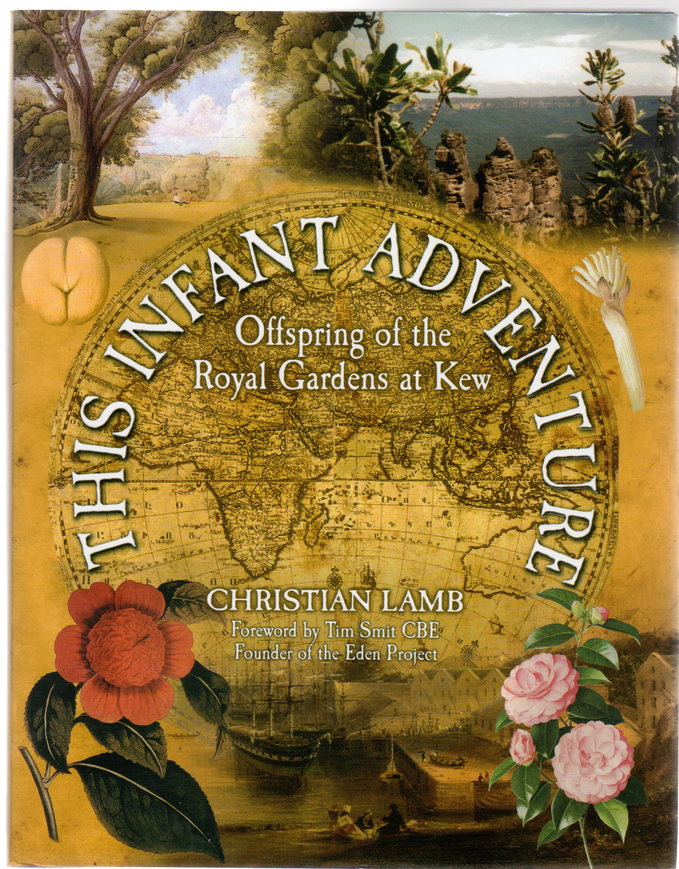 Image for This Infant Adventure : Offspring of the Royal Gardens at Kew (SIGNED COPY)